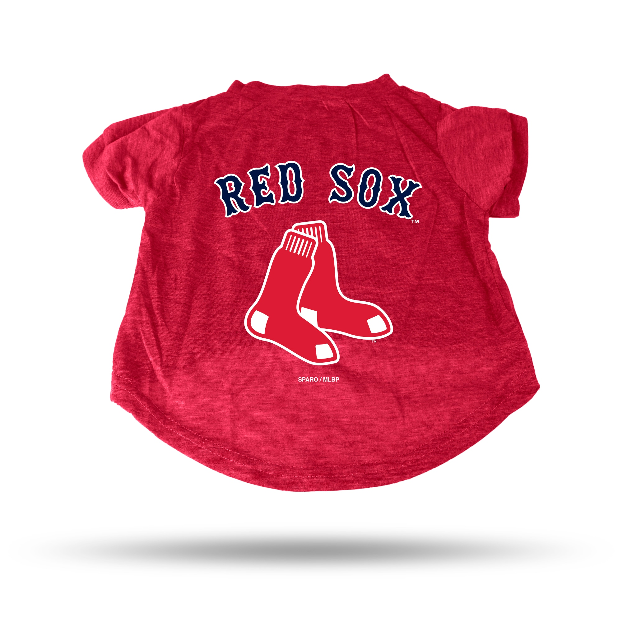 Boston Red Sox Sparo Pet T-Shirt - Red