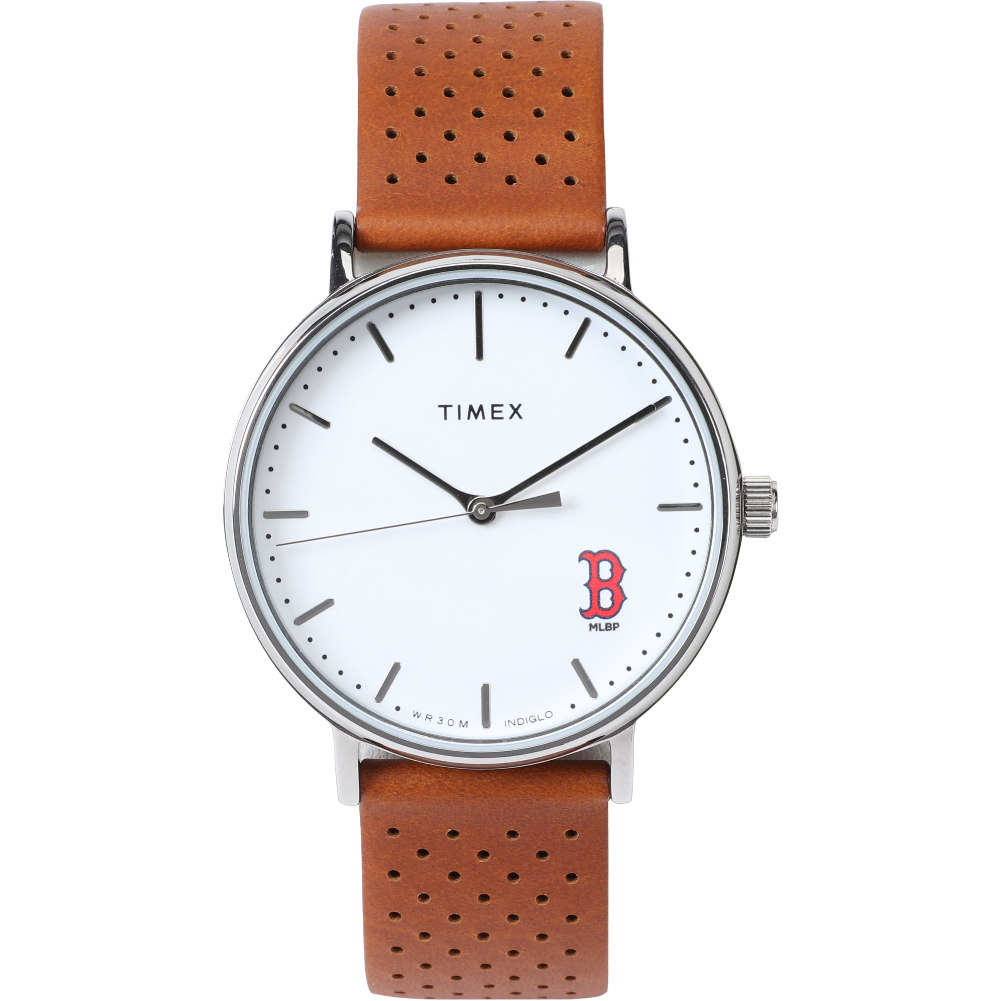 Boston Red Sox Timex Bright Whites Tribute Collection Watch