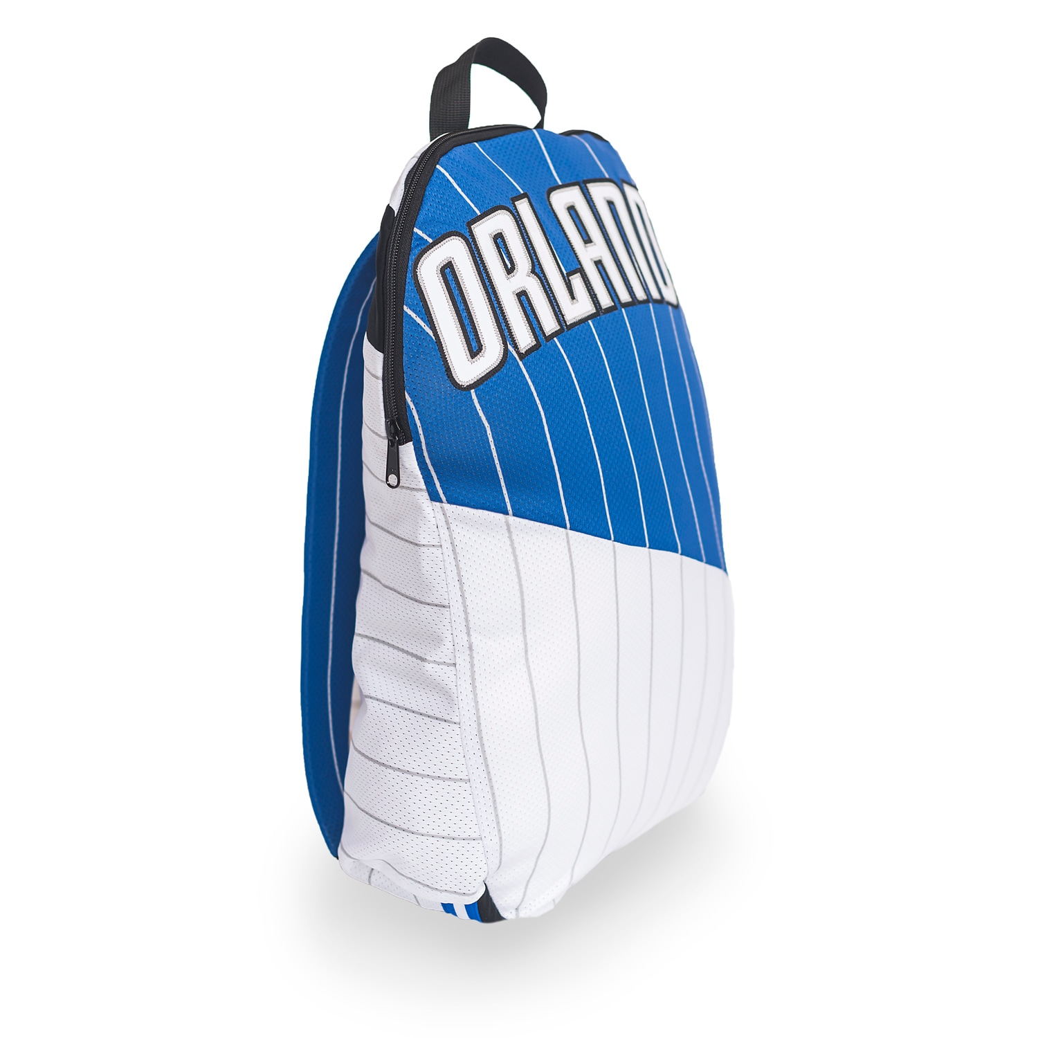 Orlando Magic Upcycled Jersey Packable Backpack