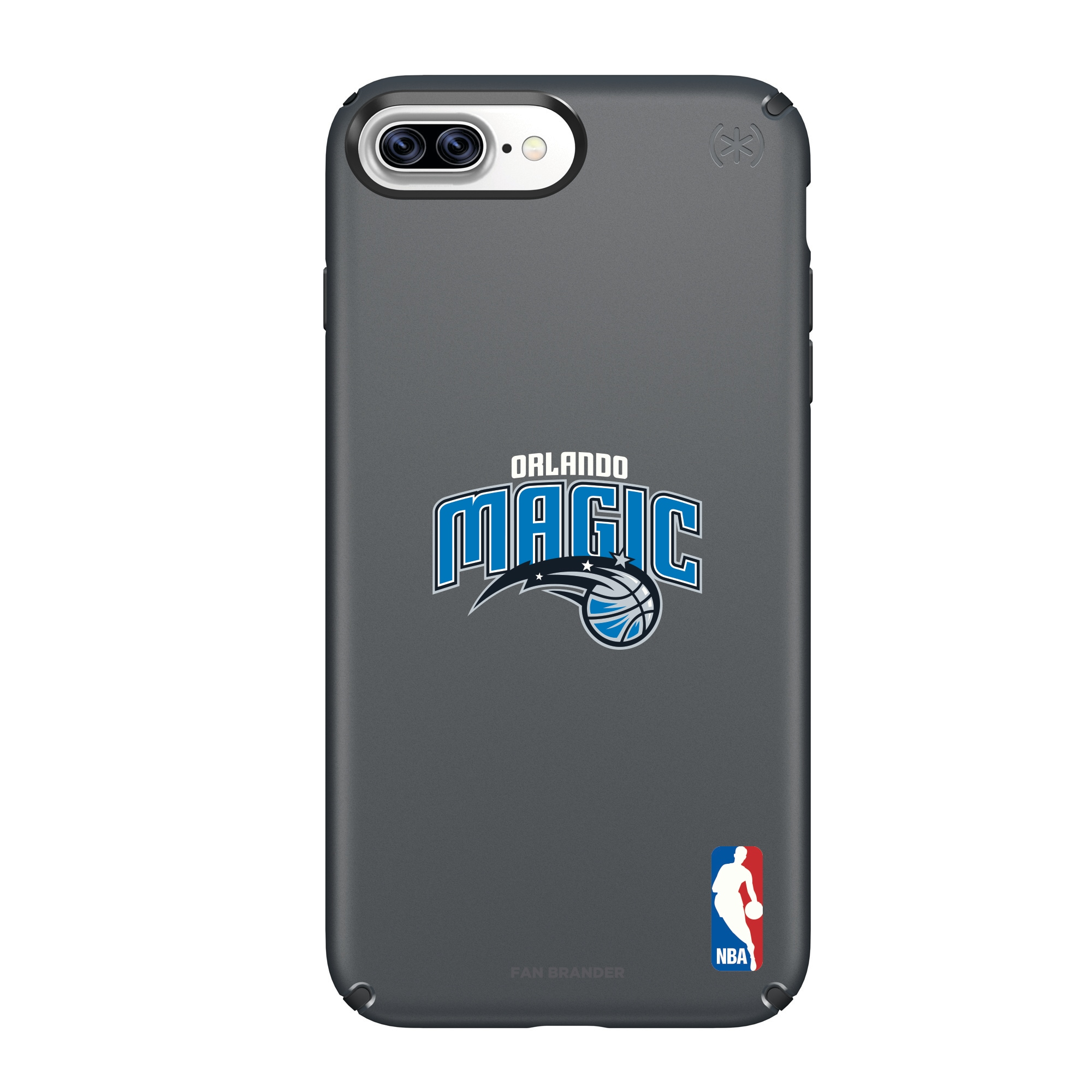 Orlando Magic Speck Primary Logo iPhone Case - Black