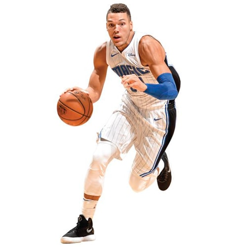 Aaron Gordon Orlando Magic Fathead Life Size Removable Wall Decal