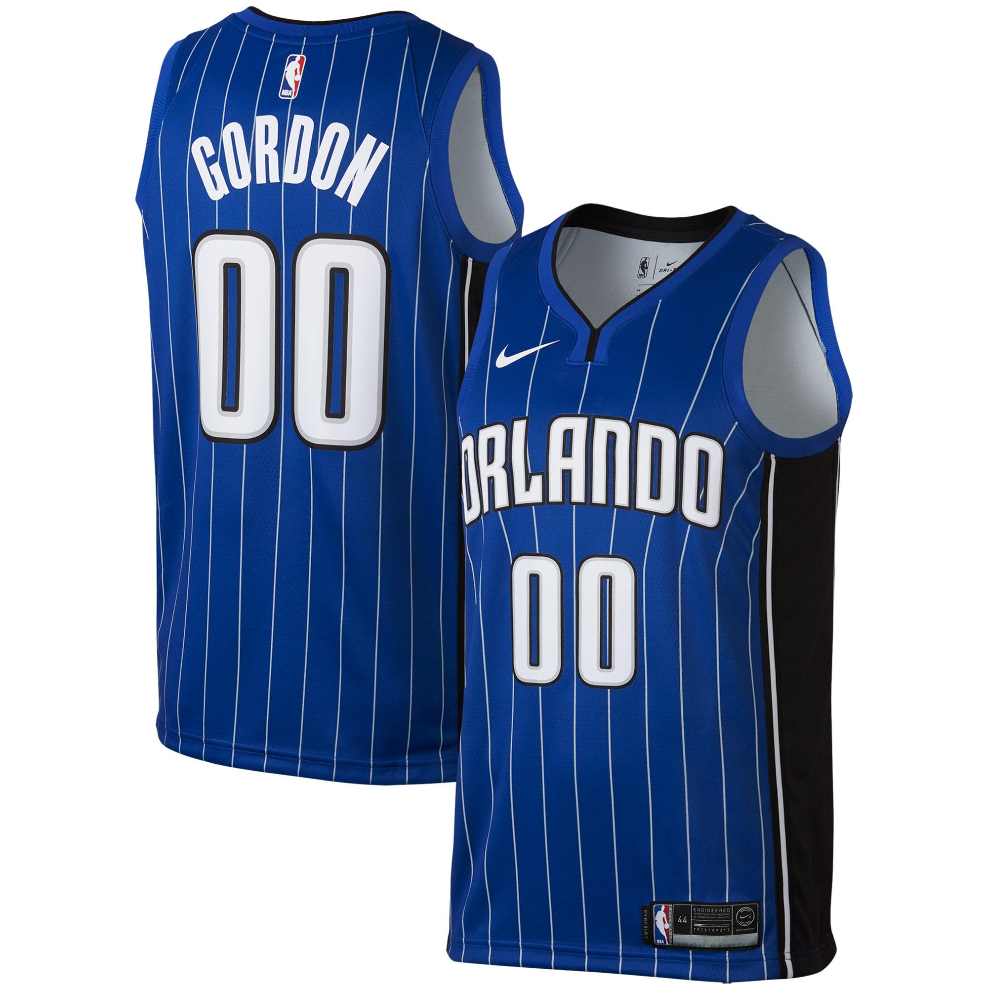 Aaron Gordon Orlando Magic Nike Replica Swingman Jersey - Icon Edition - Blue