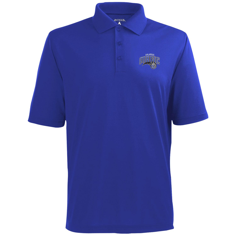 Antigua Orlando Magic Pique Xtra-Lite Performance Polo - Royal Blue