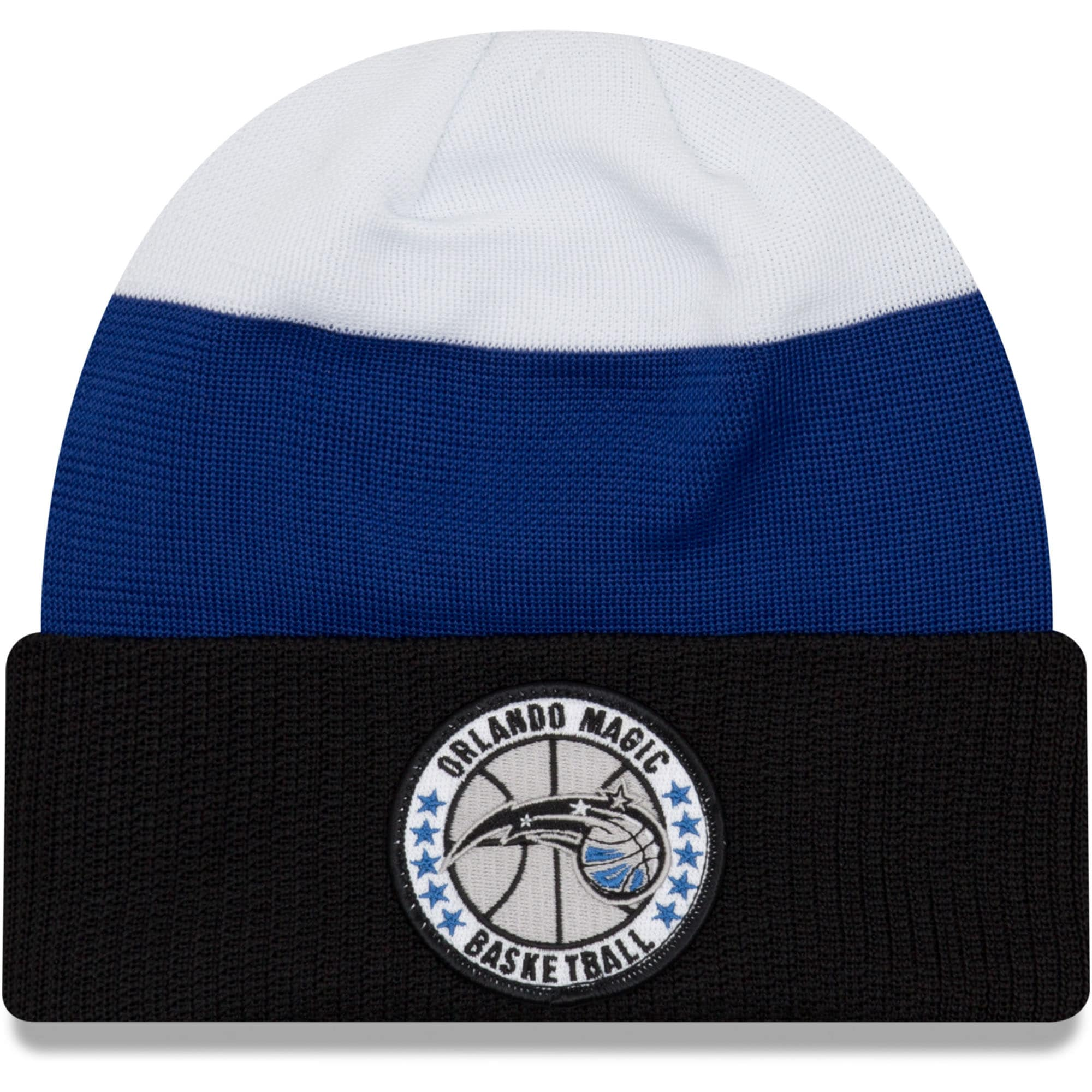 Orlando Magic New Era 2018 Tip Off Series Cuffed Knit Hat - Blue