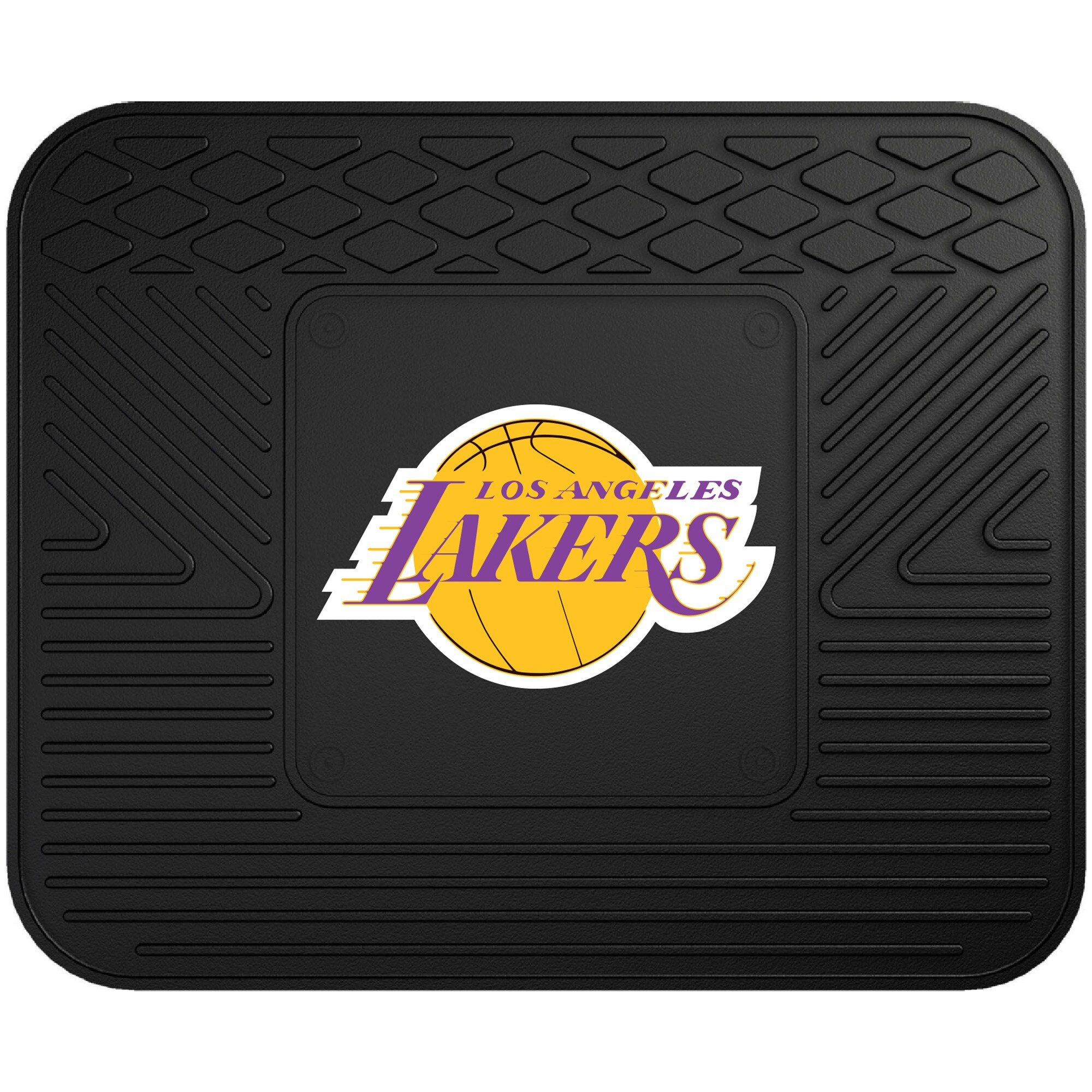 "Los Angeles Lakers 17"" x 14"" Utility Mat"