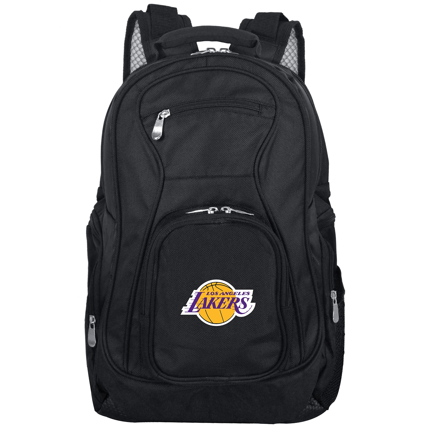"Los Angeles Lakers 19"" Laptop Travel Backpack - Black"