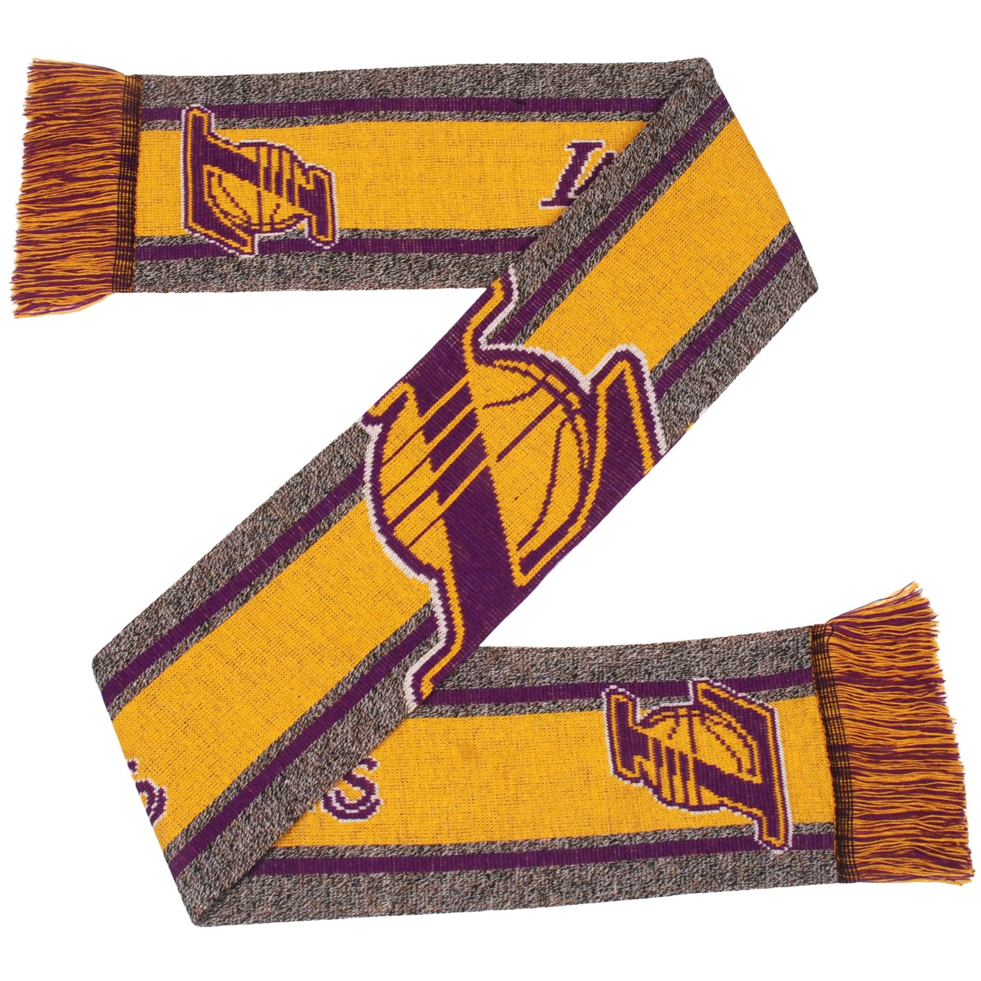 Los Angeles Lakers Big Team Logo Scarf
