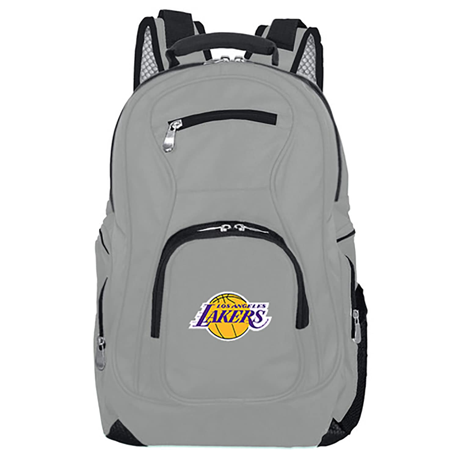 Los Angeles Lakers Backpack Laptop - Gray