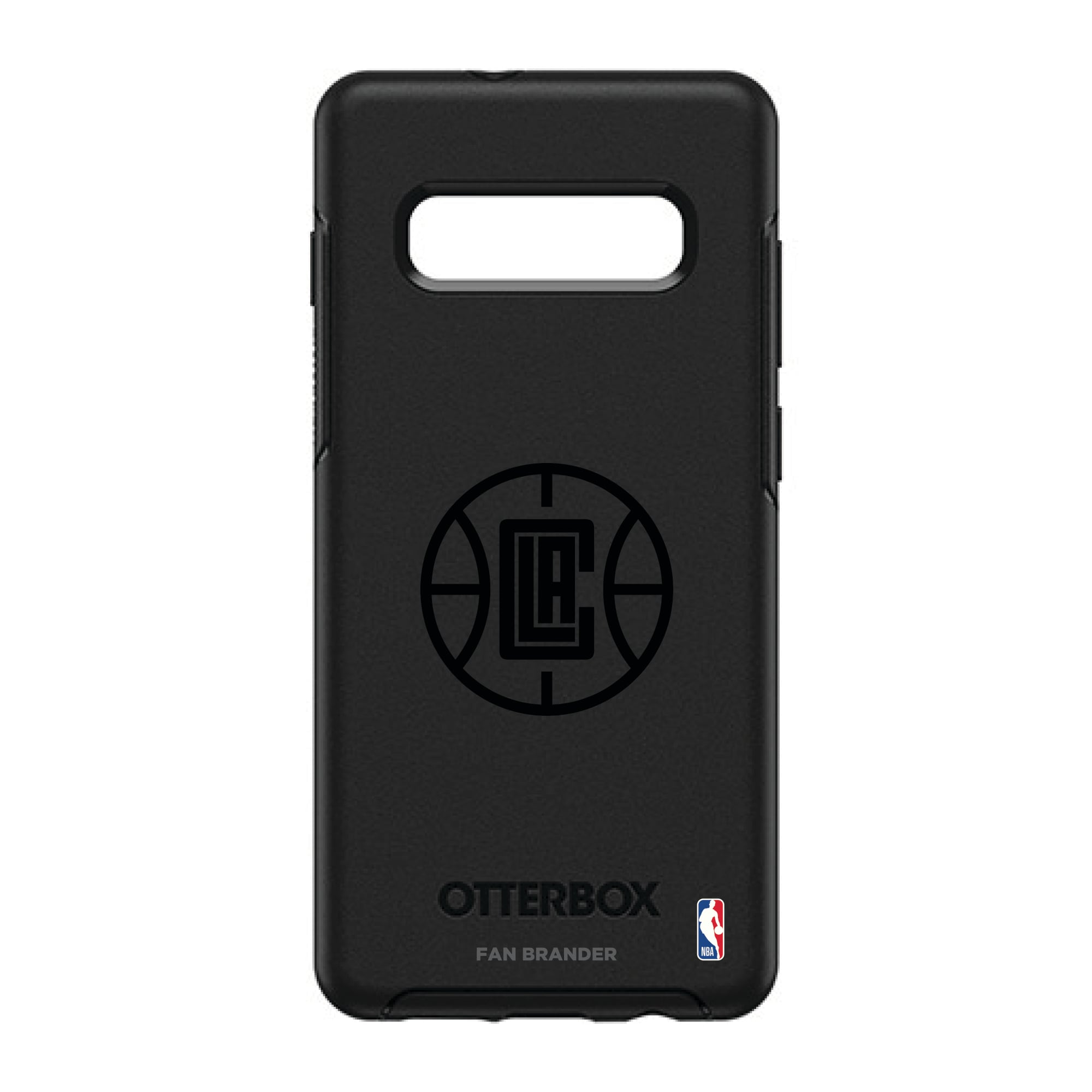 LA Clippers OtterBox Galaxy Tonal Symmetry Case