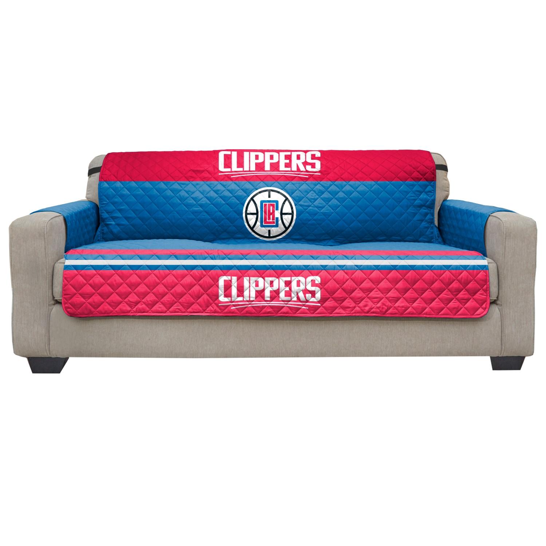 LA Clippers Sofa Protector