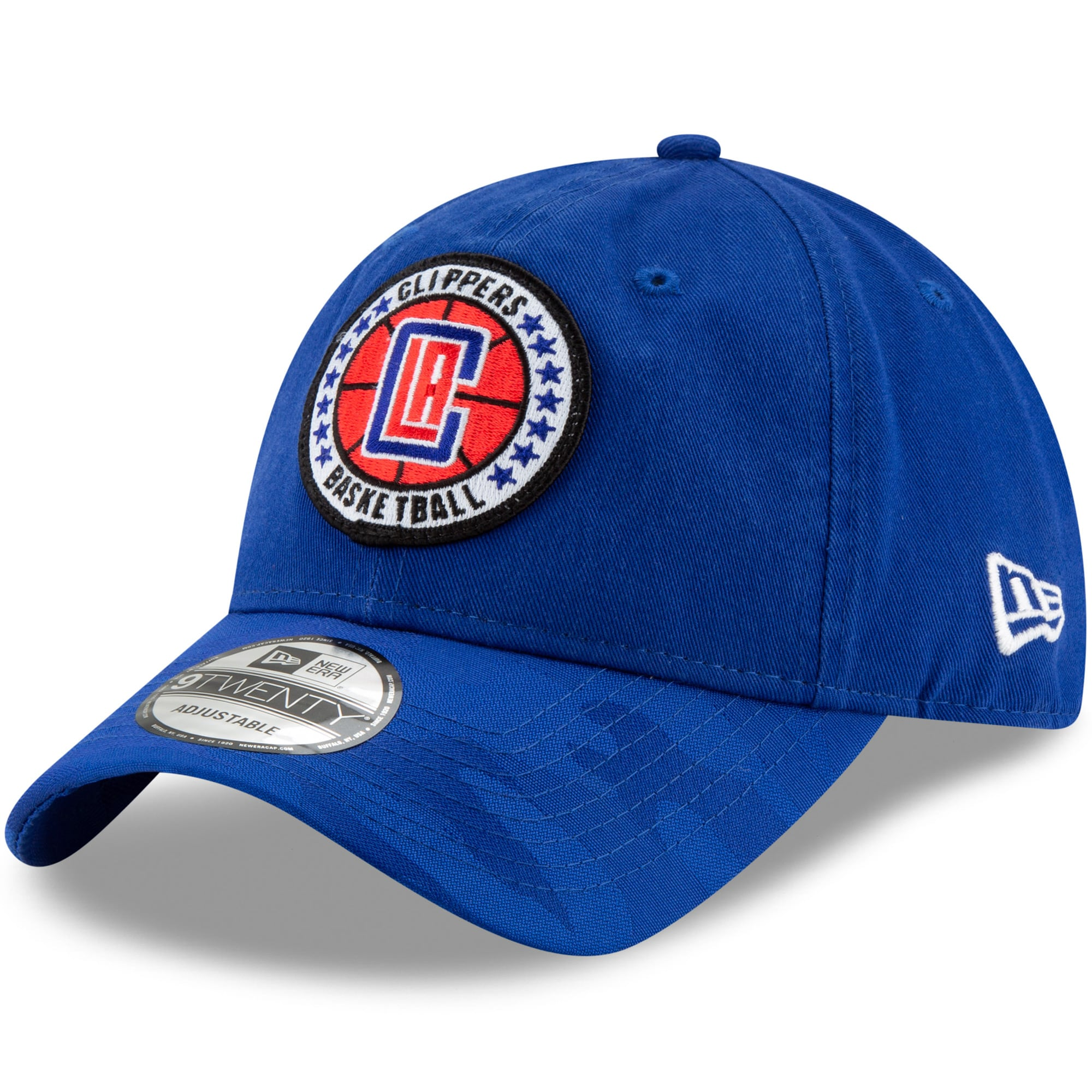 LA Clippers New Era 2018 Tip-Off Series 9TWENTY Adjustable Hat - Royal