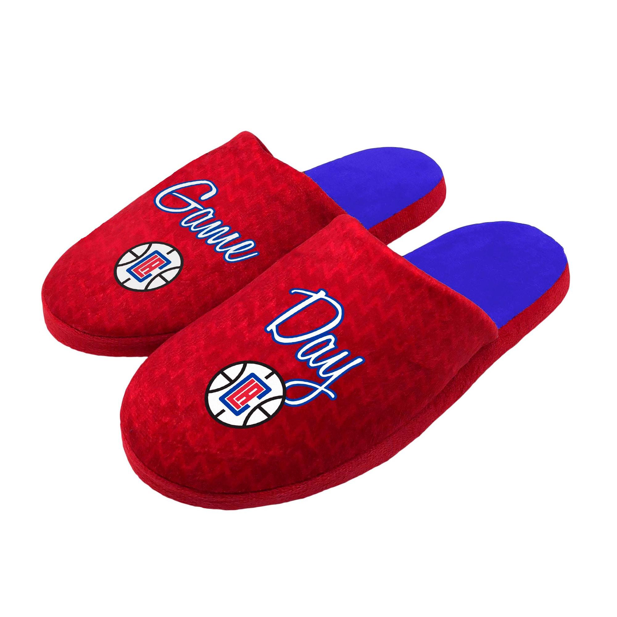 LA Clippers Women's Slogan Slippers