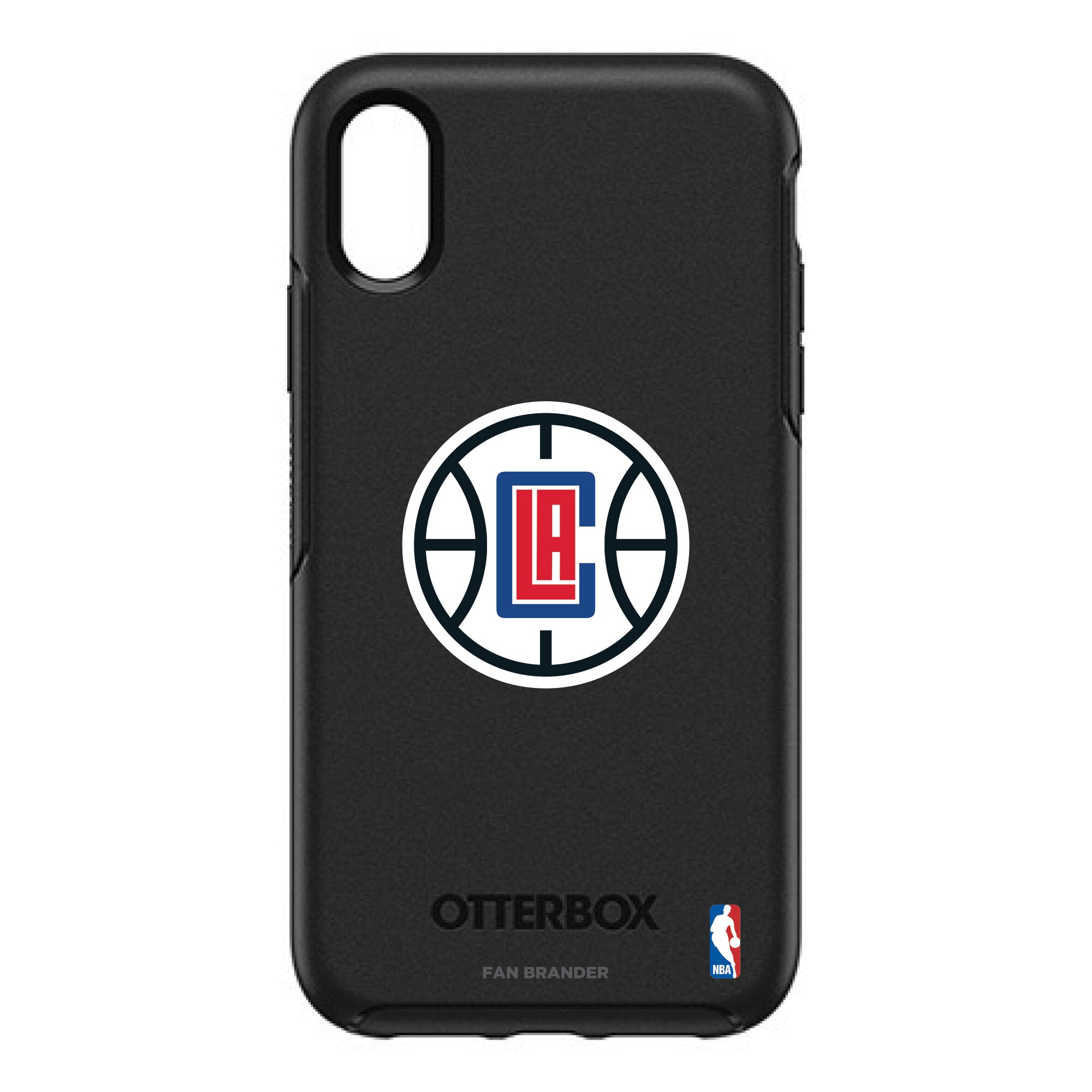 LA Clippers OtterBox iPhone XR/XS Symmetry Case