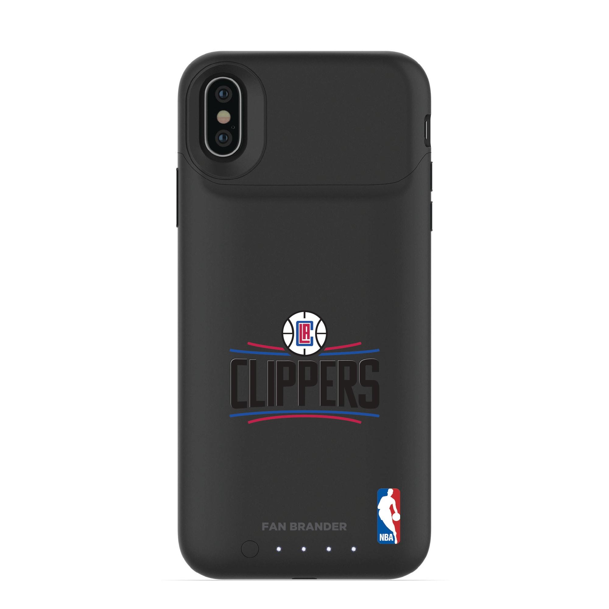 LA Clippers mophie Primary Logo iPhone Case