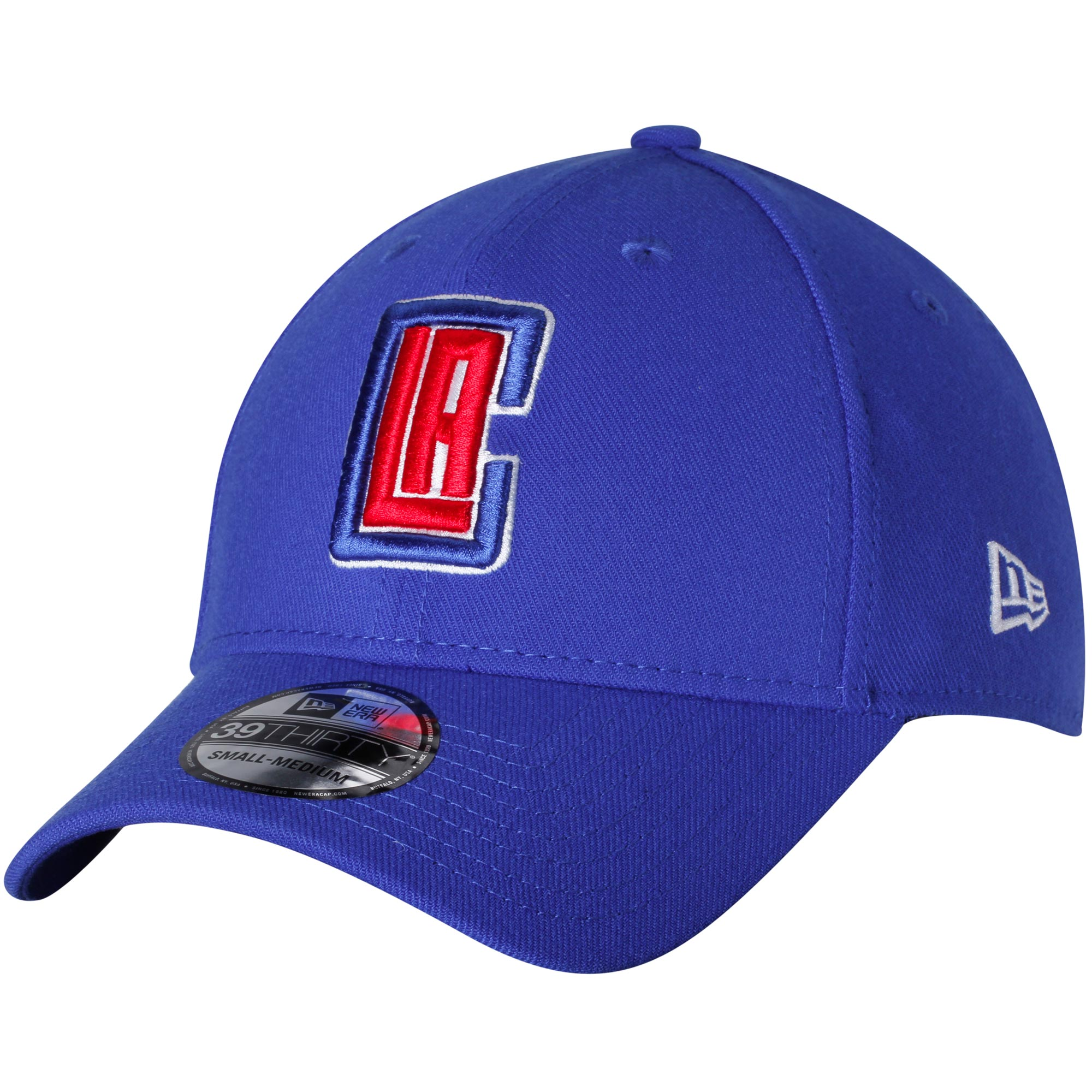LA Clippers New Era Team Classic 39THIRTY Flex Hat - Royal