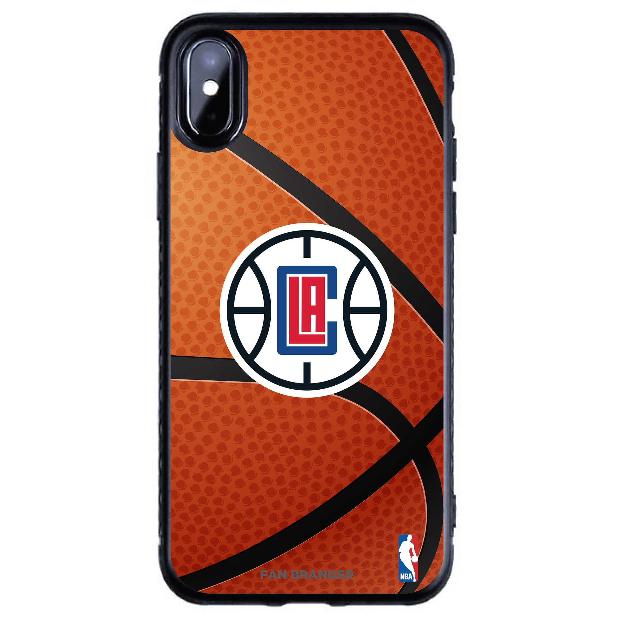 LA Clippers Primary Mark iPhone Case