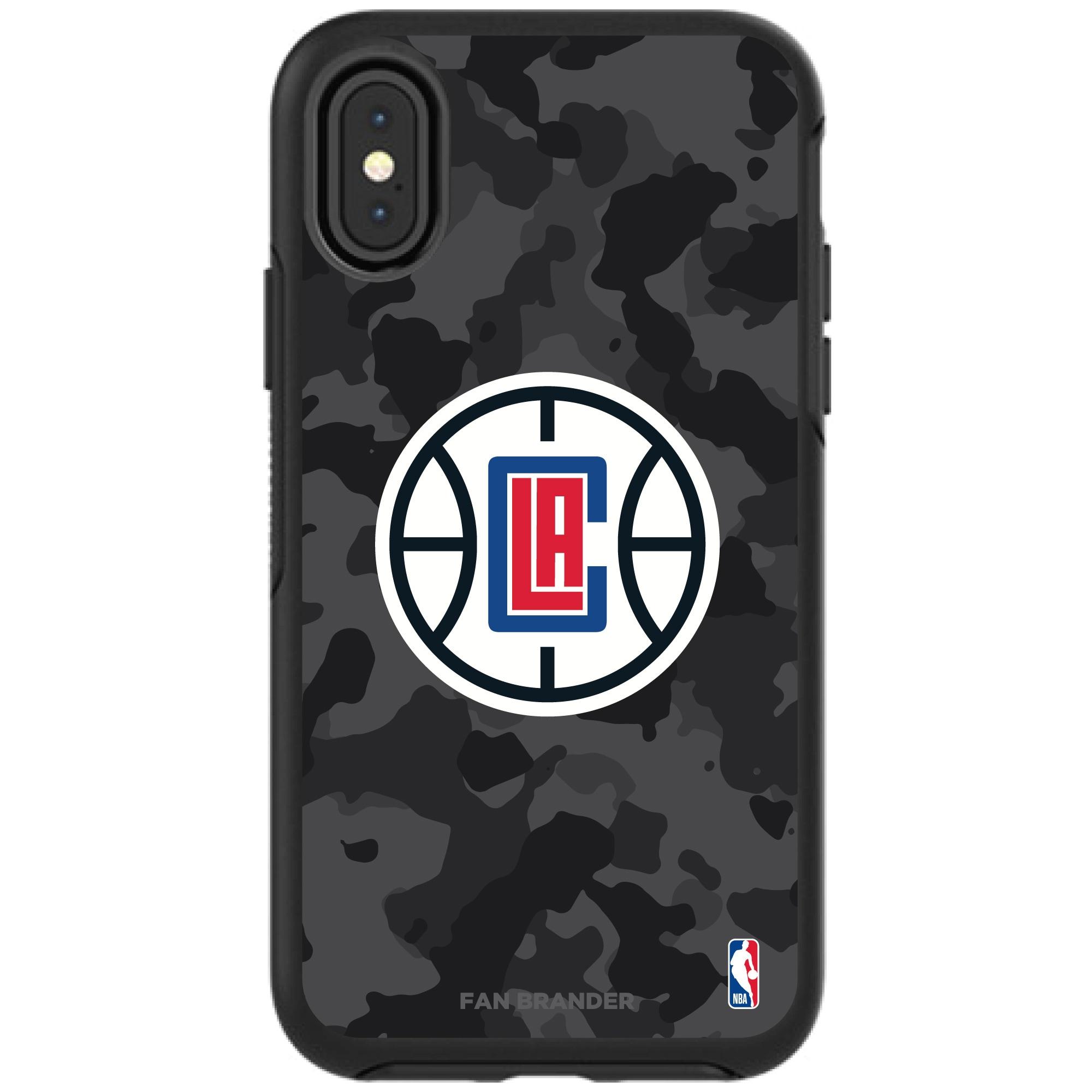 LA Clippers OtterBox Urban Camo iPhone Case