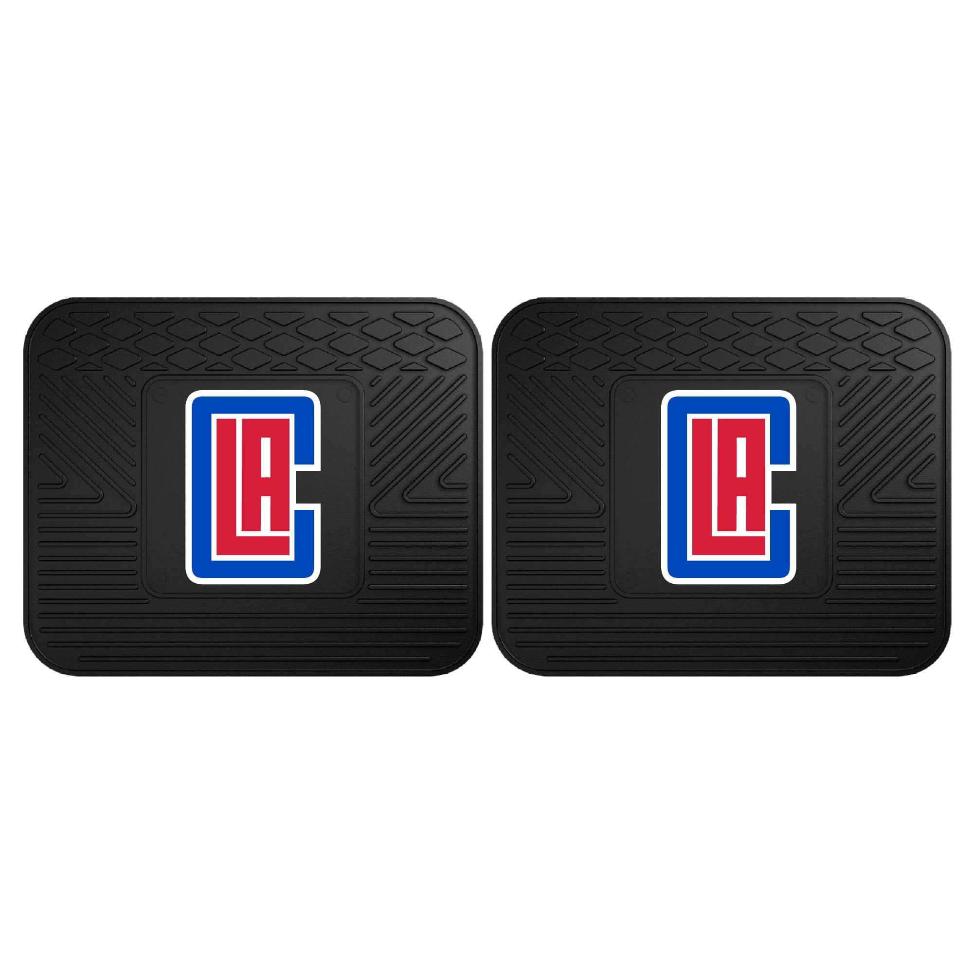 LA Clippers 2-Pack Utility Mat Set