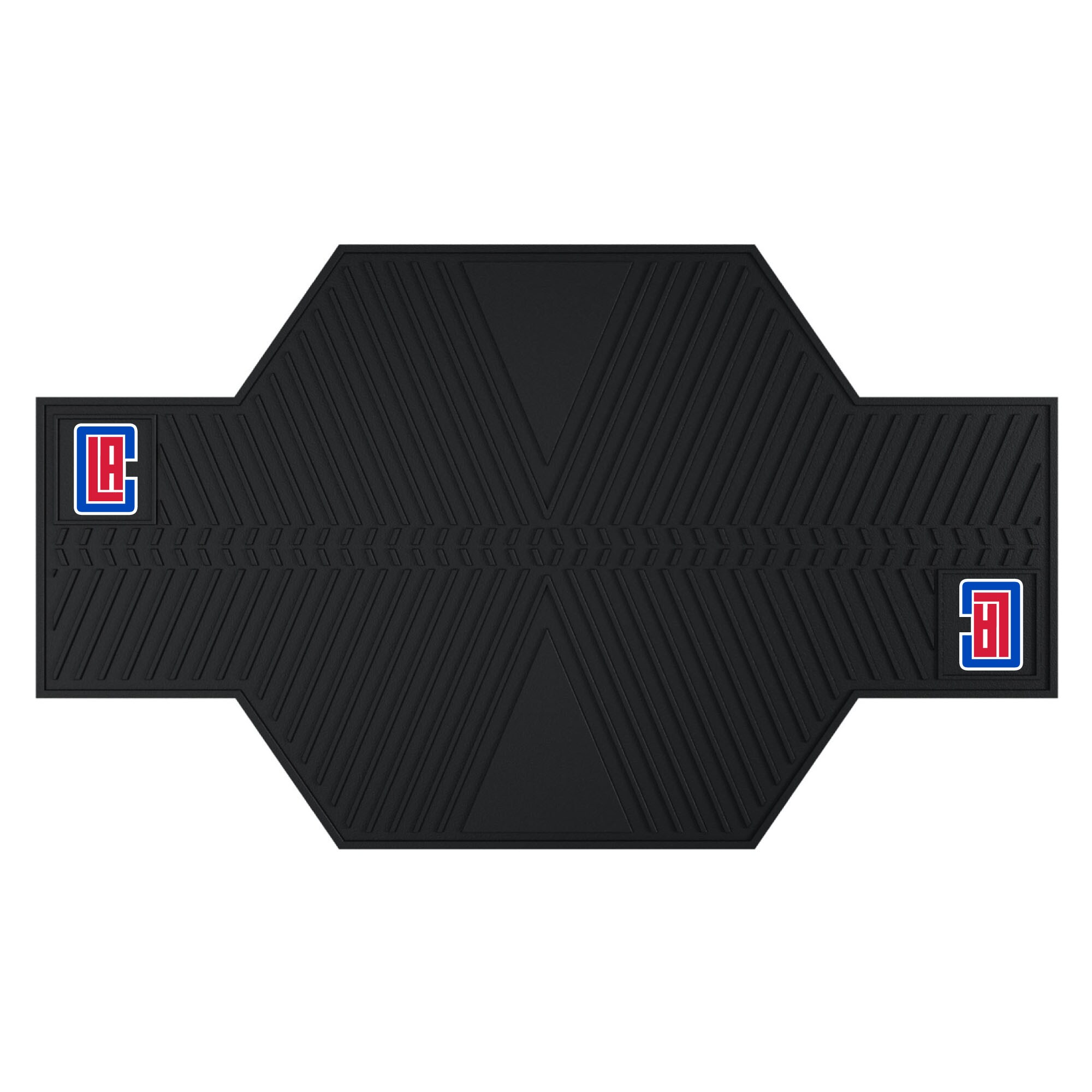 LA Clippers Motorcycle Mat