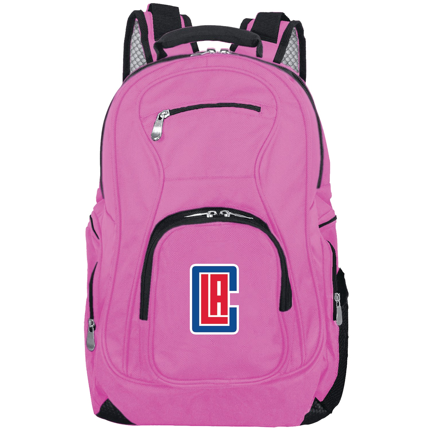 LA Clippers Backpack Laptop - Pink