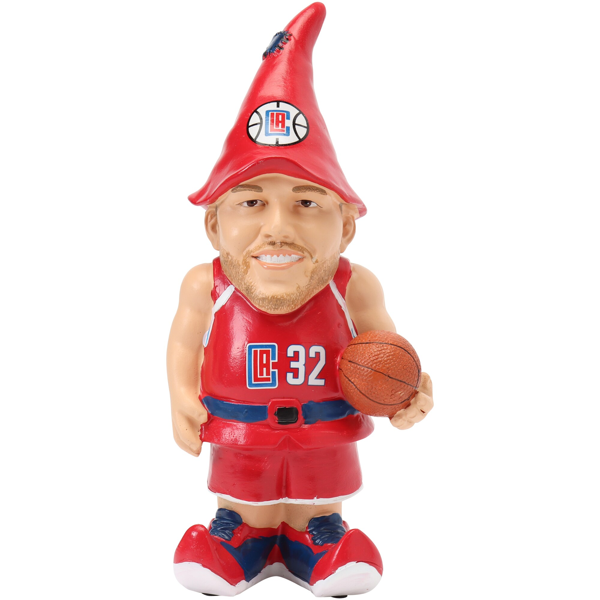 Blake Griffin LA Clippers Resin Player Gnome