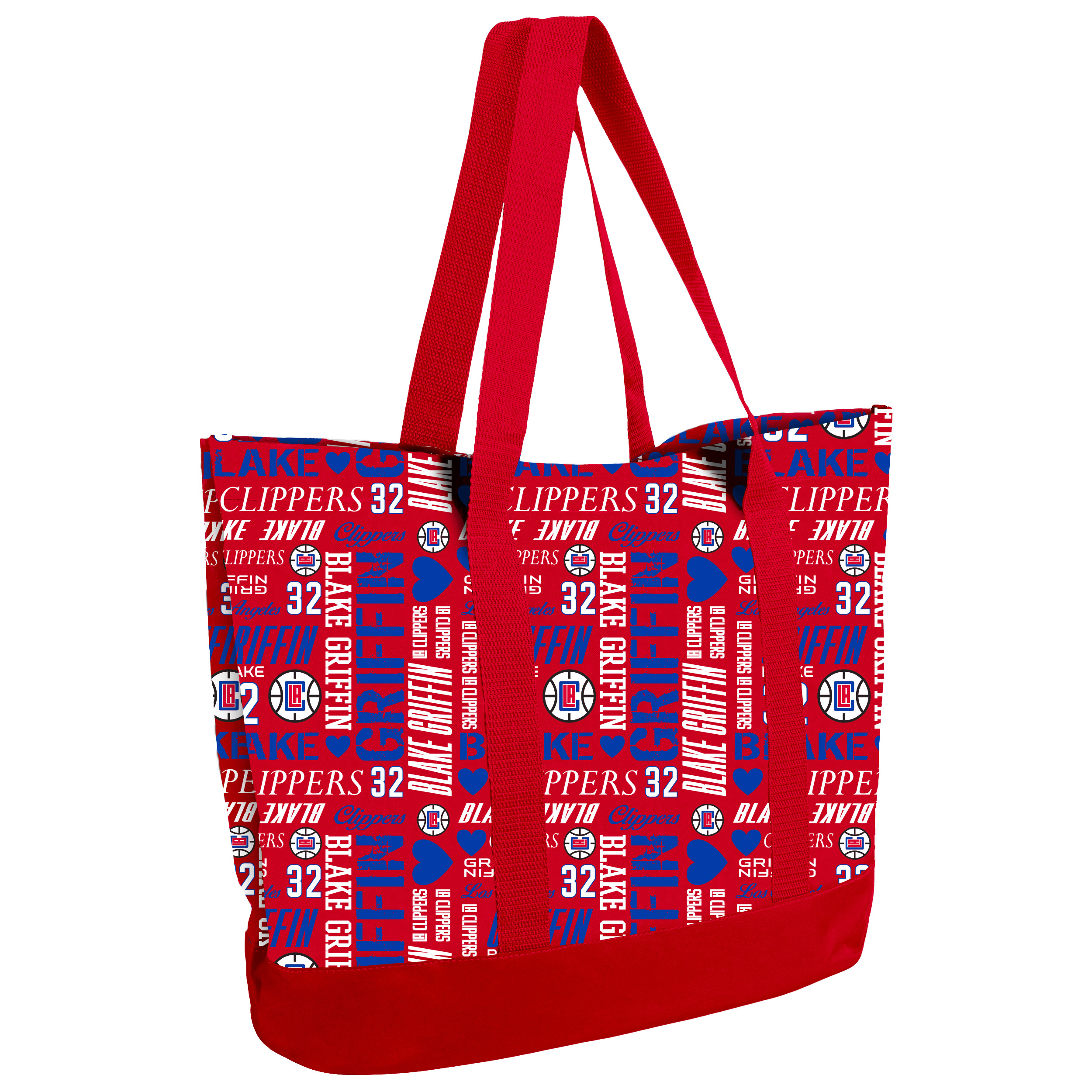 Blake Griffin LA Clippers Women's Player Collage Tote Bag