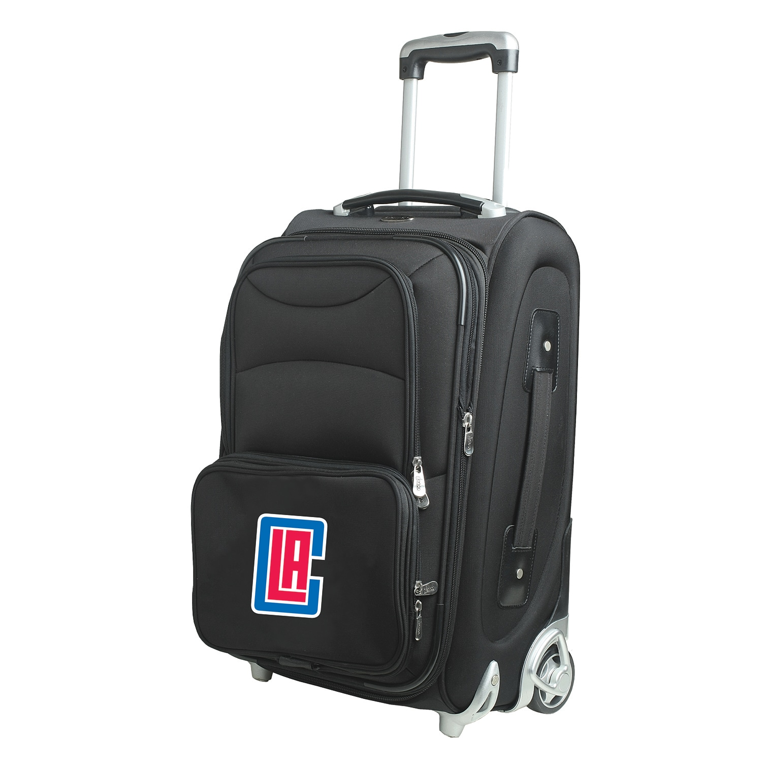 """LA Clippers 21"""" Rolling Carry-On Suitcase"""