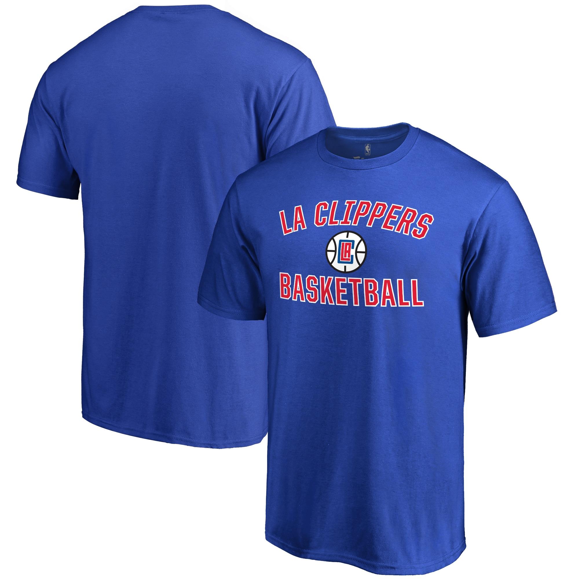 LA Clippers Big & Tall Victory Arch T-Shirt - Blue