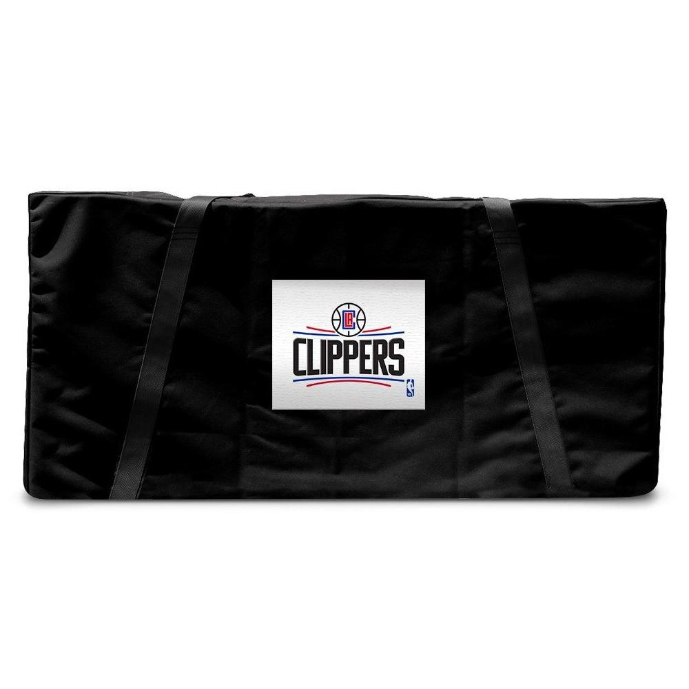 LA Clippers Regulation Cornhole Carrying Case