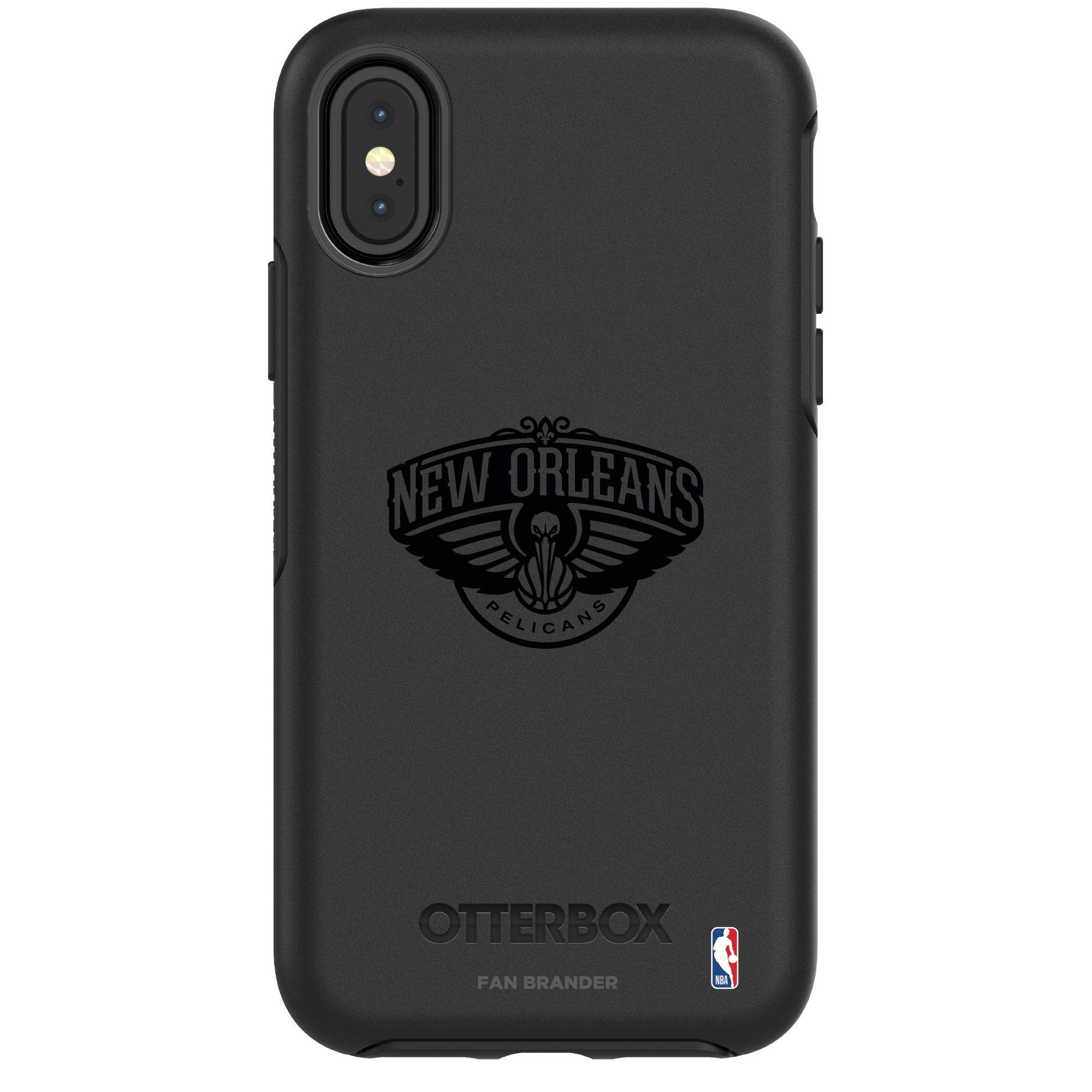 New Orleans Pelicans OtterBox iPhone Tonal Symmetry Case