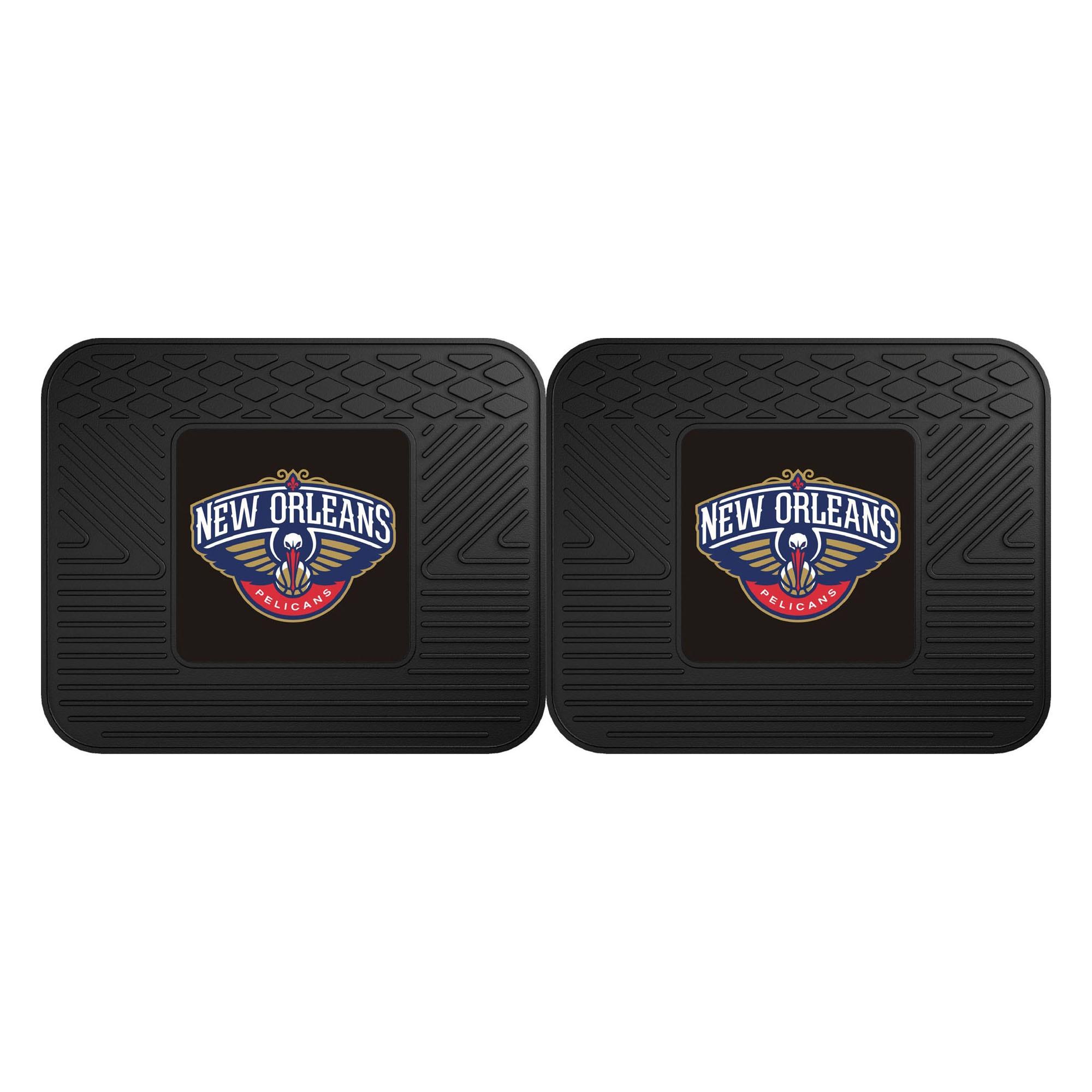 New Orleans Pelicans 2-Pack Utility Mat Set