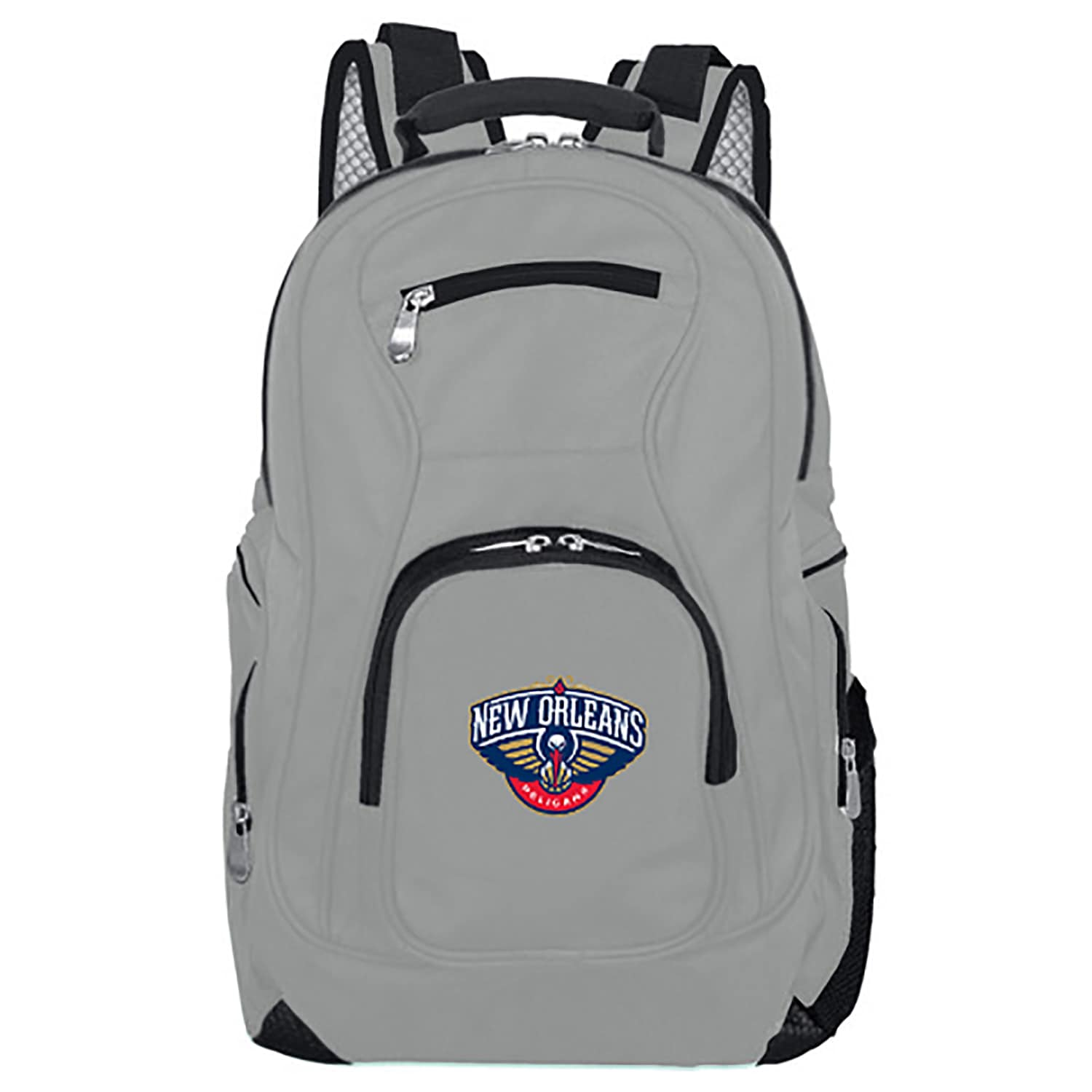New Orleans Pelicans Backpack Laptop - Gray