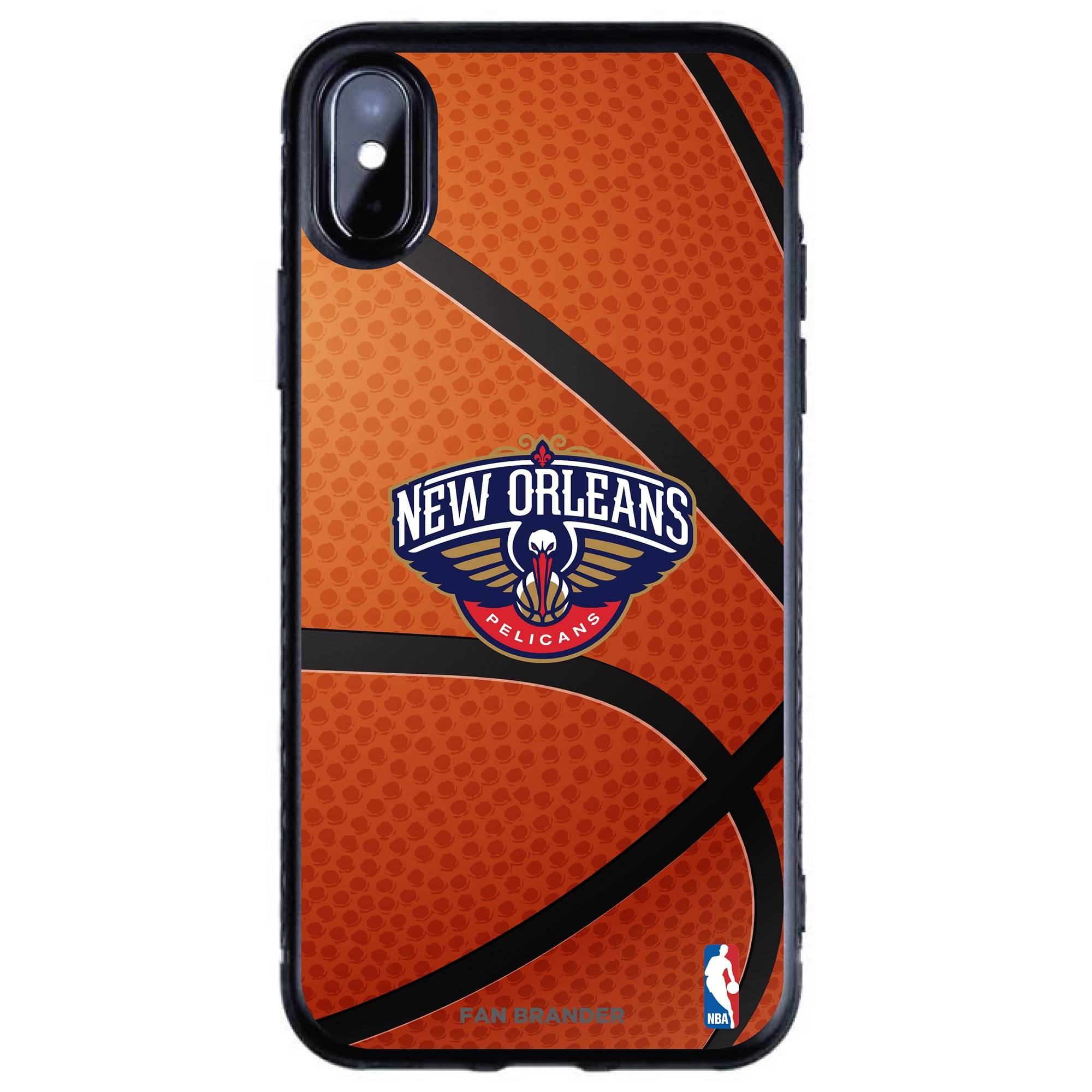 New Orleans Pelicans Primary Mark iPhone Case
