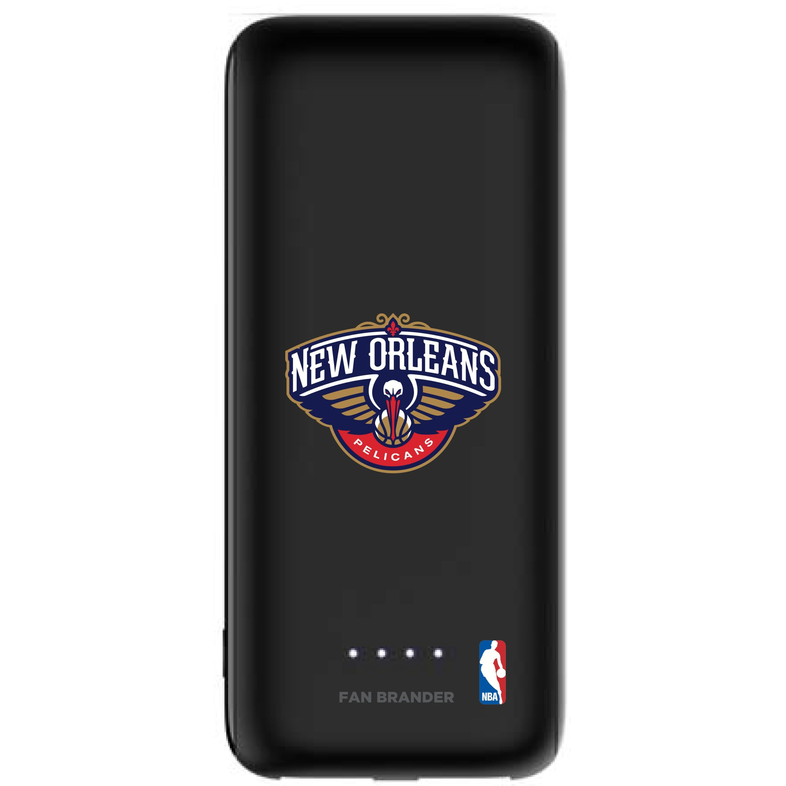 New Orleans Pelicans mophie 5200 mAh Universal Battery Power Boost