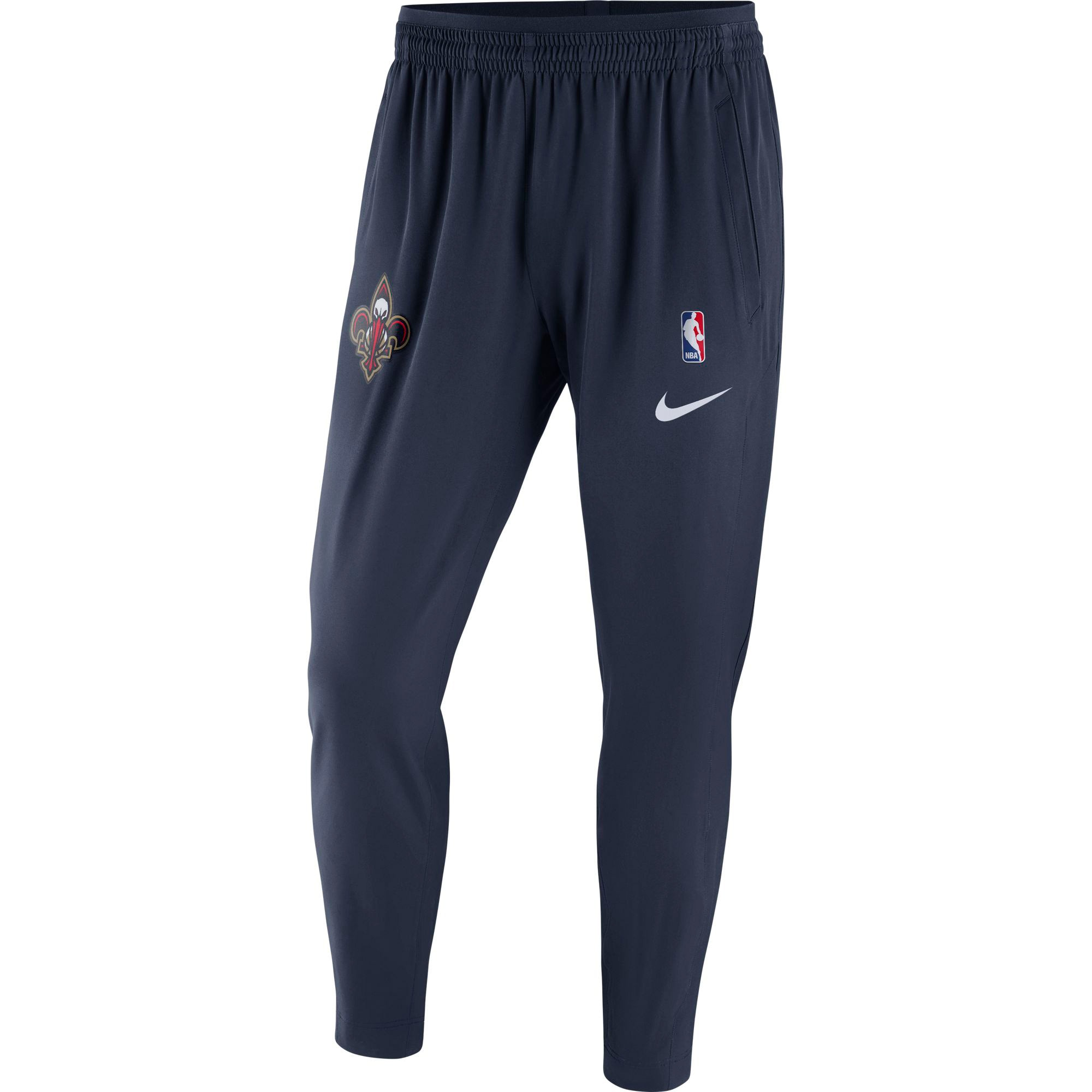 New Orleans Pelicans Nike Showtime Performance Pants - Navy