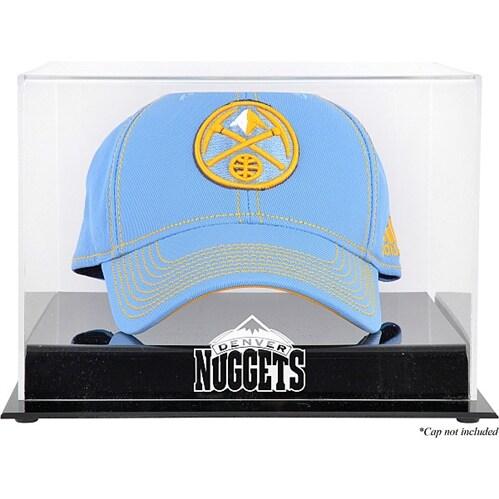 Denver Nuggets Fanatics Authentic Hardwood Classics 1993 - 2018 Acrylic Team Logo Cap Display Case