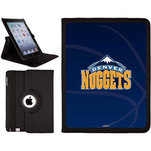 Denver Nuggets iPad Basketball Swivel Cover