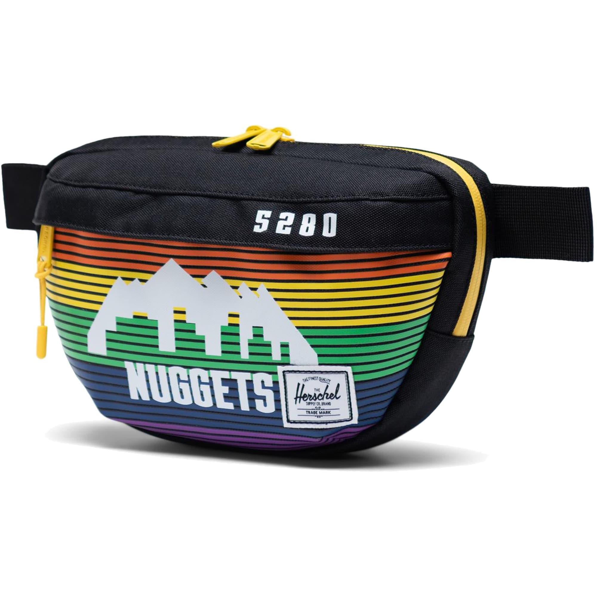 Denver Nuggets Herschel Supply Co. 2019/20 City Edition Nineteen Hipsack