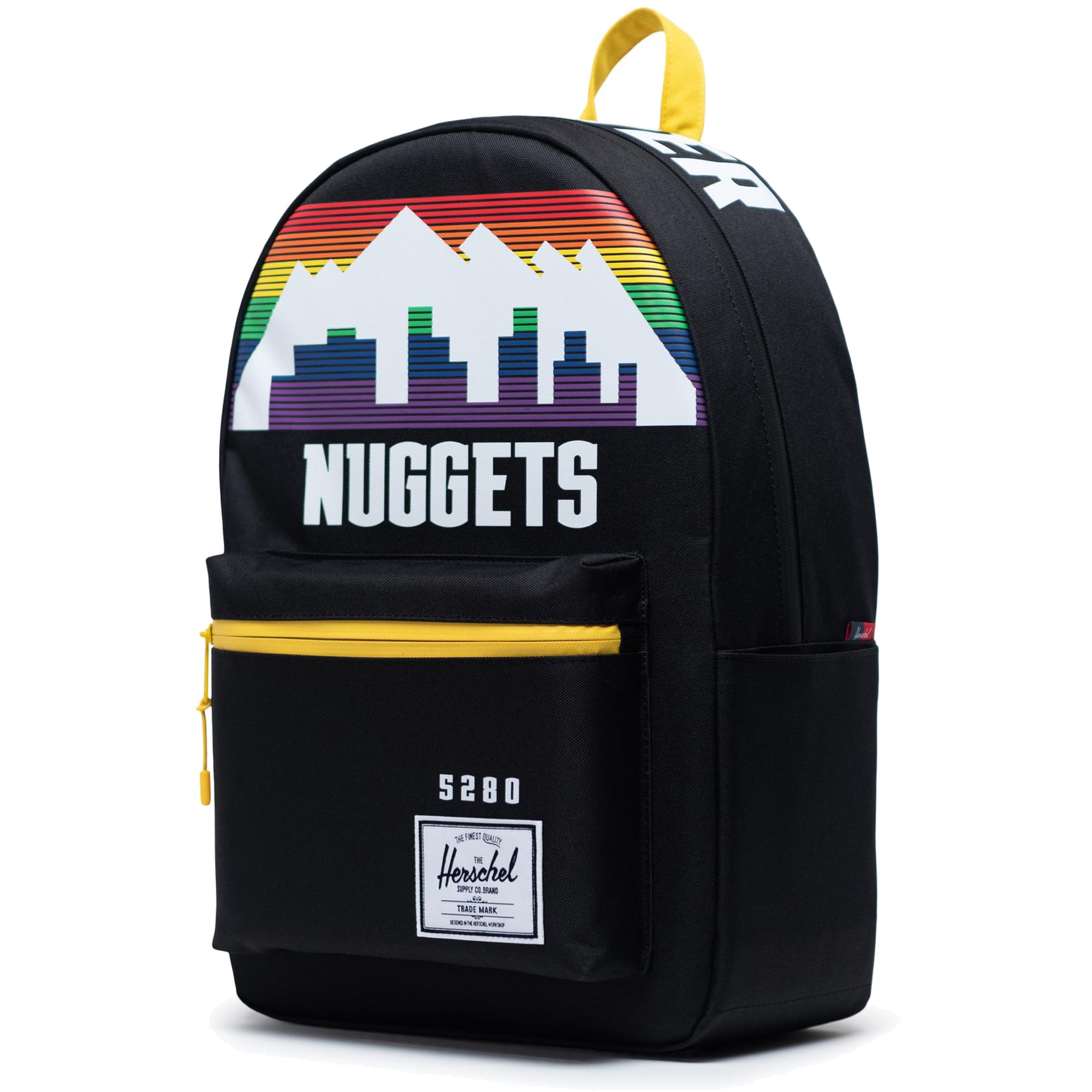 Denver Nuggets Herschel Supply Co. 2019/20 City Edition Classic XL Backpack