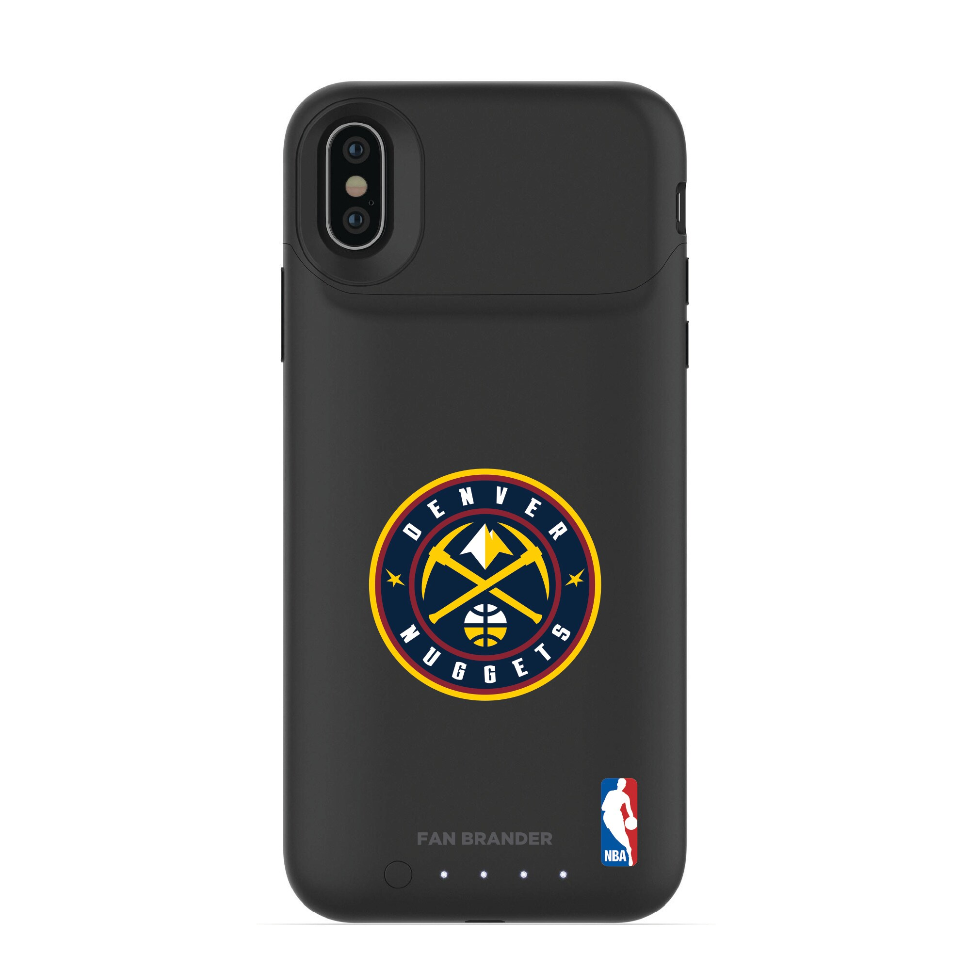 Denver Nuggets mophie Primary Logo iPhone Case