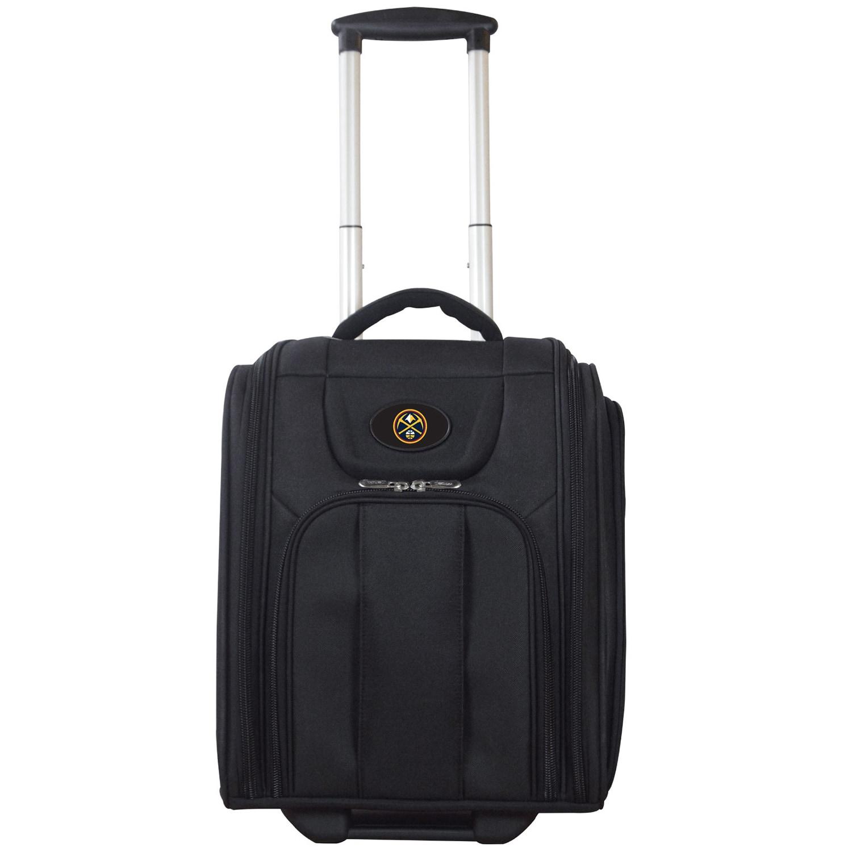 """Denver Nuggets 16"""" Business Tote Laptop Bag - Black"""