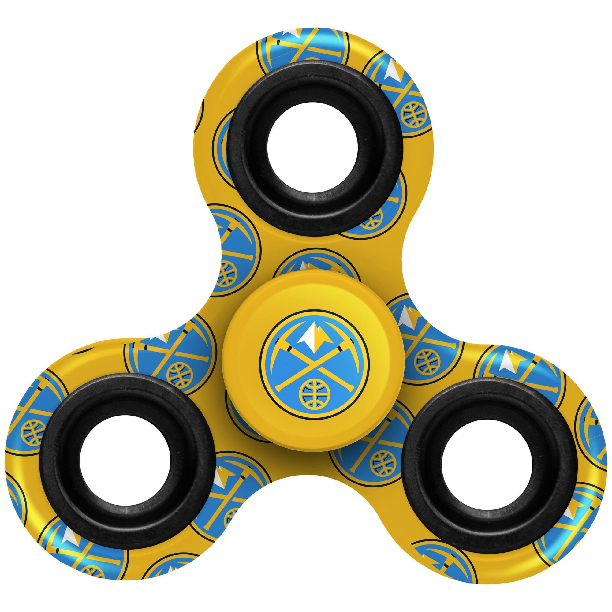 Denver Nuggets Three-Way Fidget Spinner