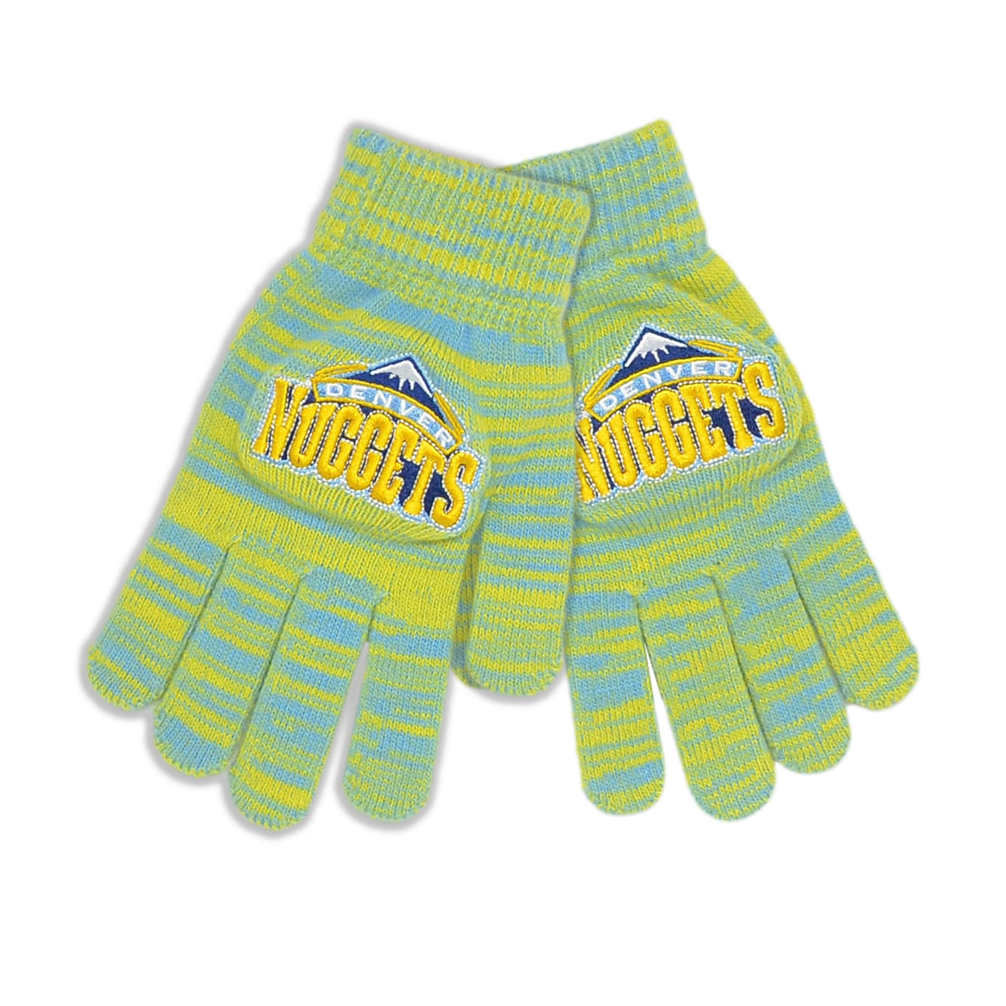 Denver Nuggets Colorblend Gloves