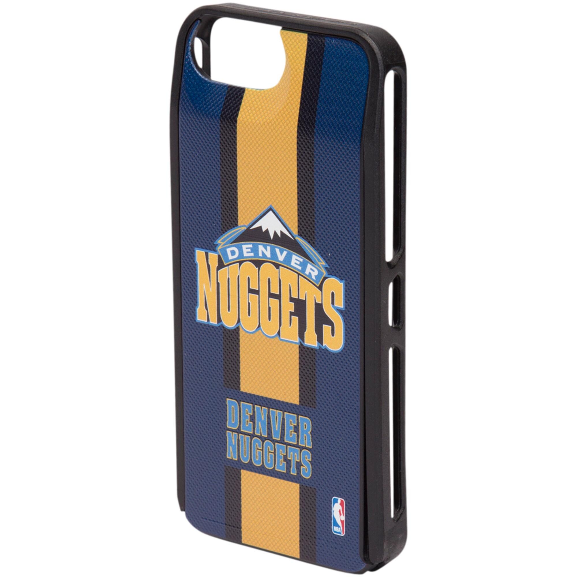 Denver Nuggets Made in America iPhone 8/7/6s/6 Slyder Wallet Case