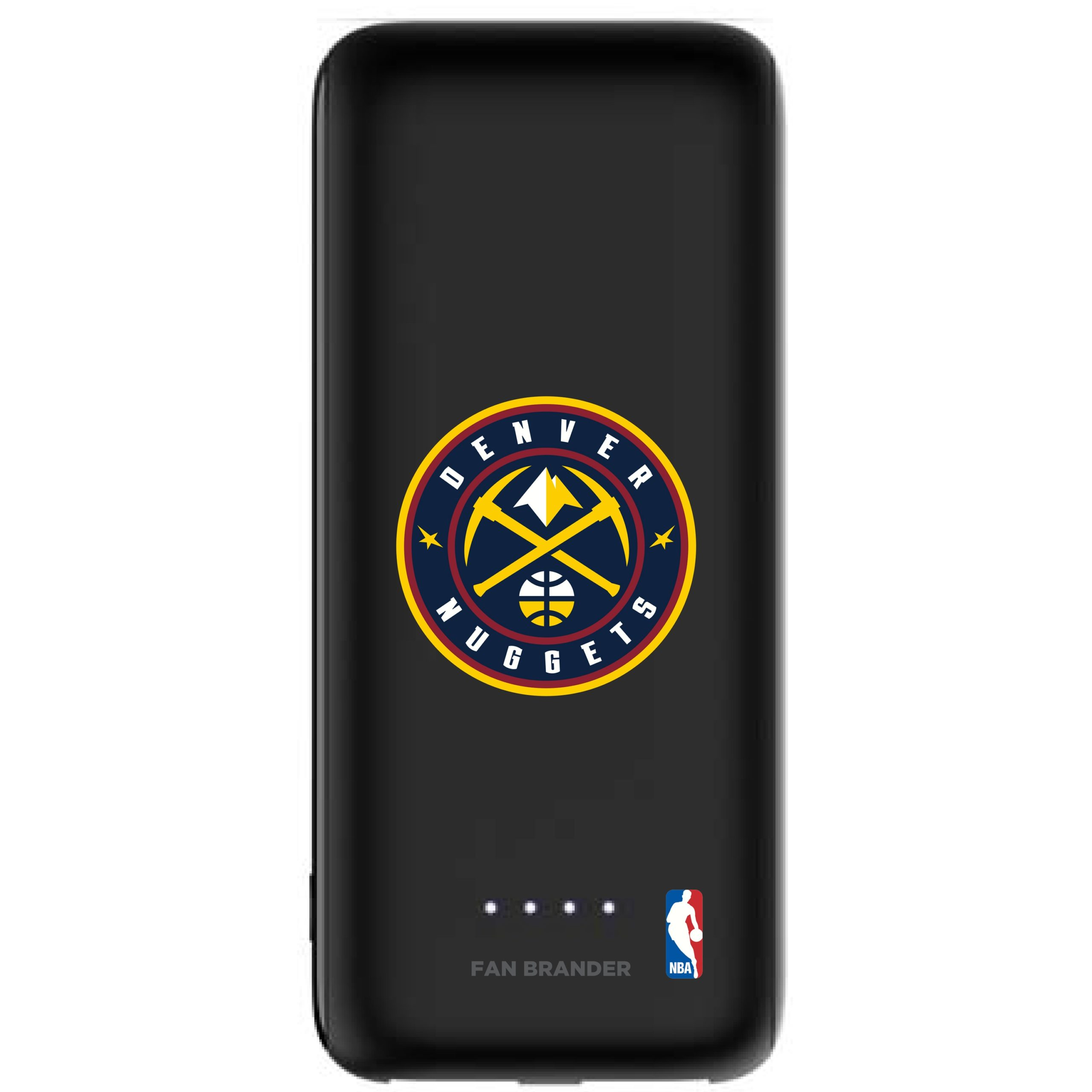 Denver Nuggets mophie 5200 mAh Universal Battery Power Boost