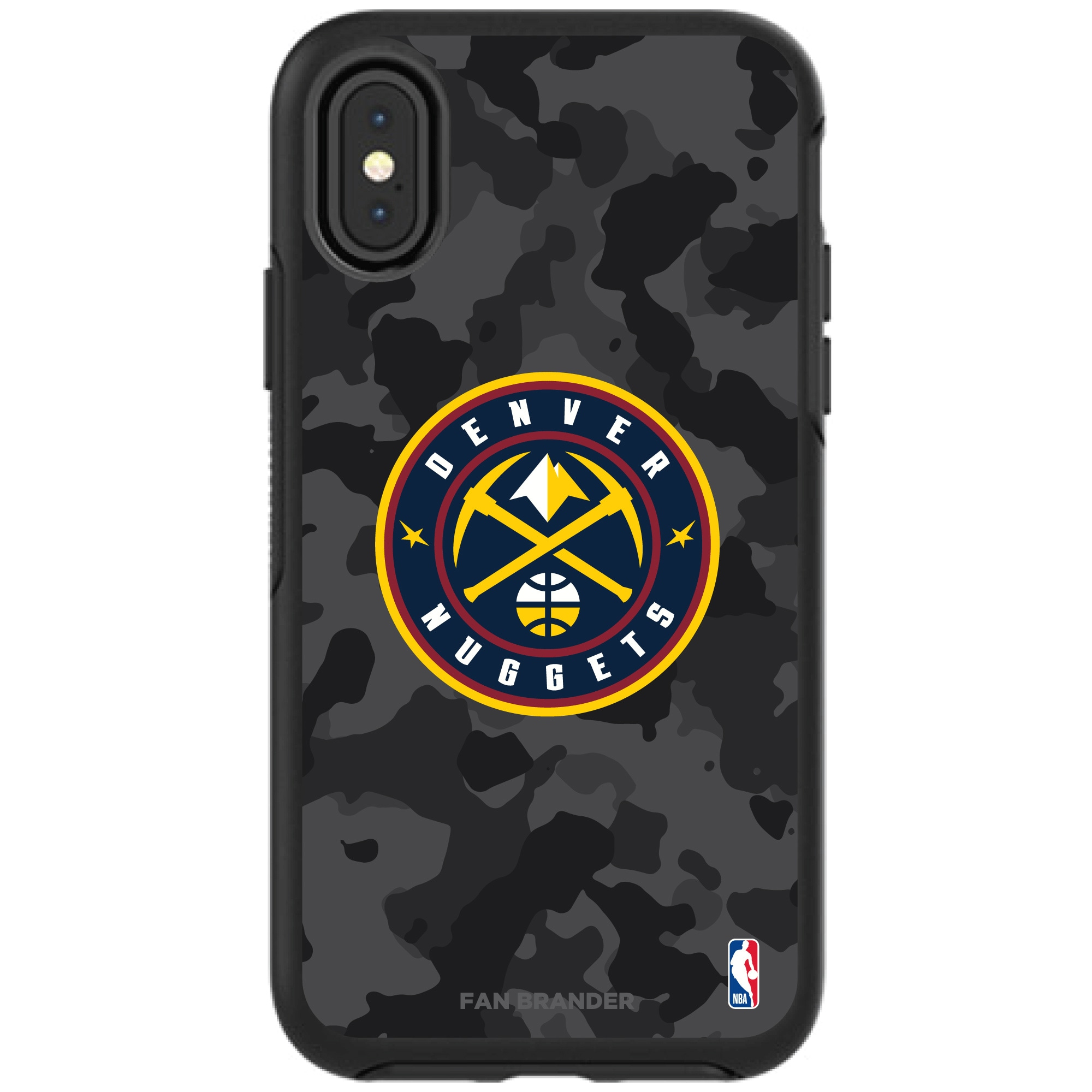 Denver Nuggets OtterBox Urban Camo iPhone Case