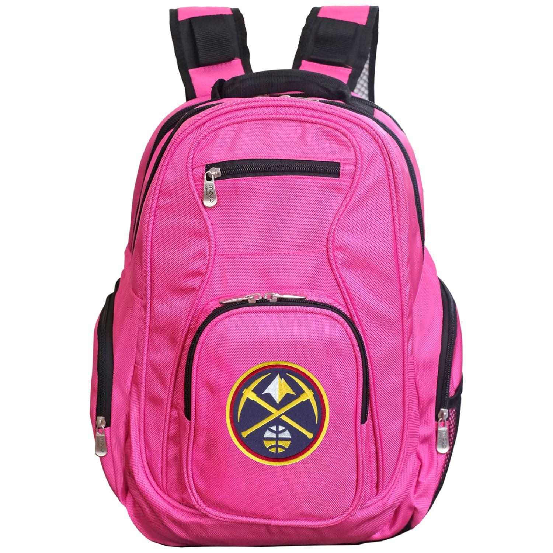 Denver Nuggets Backpack Laptop - Pink