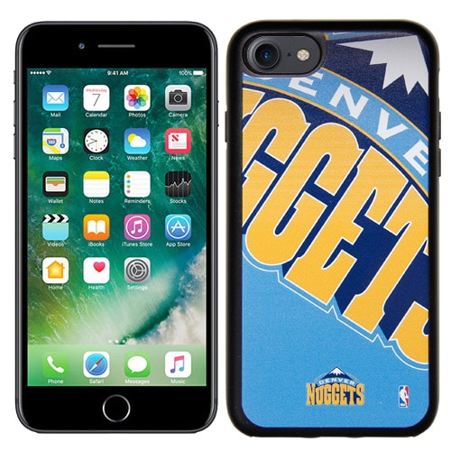 Denver Nuggets XXL iPhone 7 Case