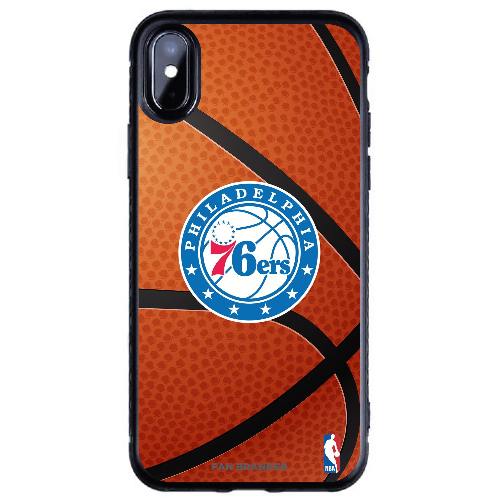 Philadelphia 76ers Primary Mark iPhone Case
