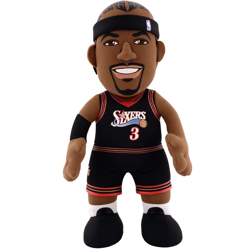 Allen Iverson Philadelphia 76ers 10'' Plush Figure